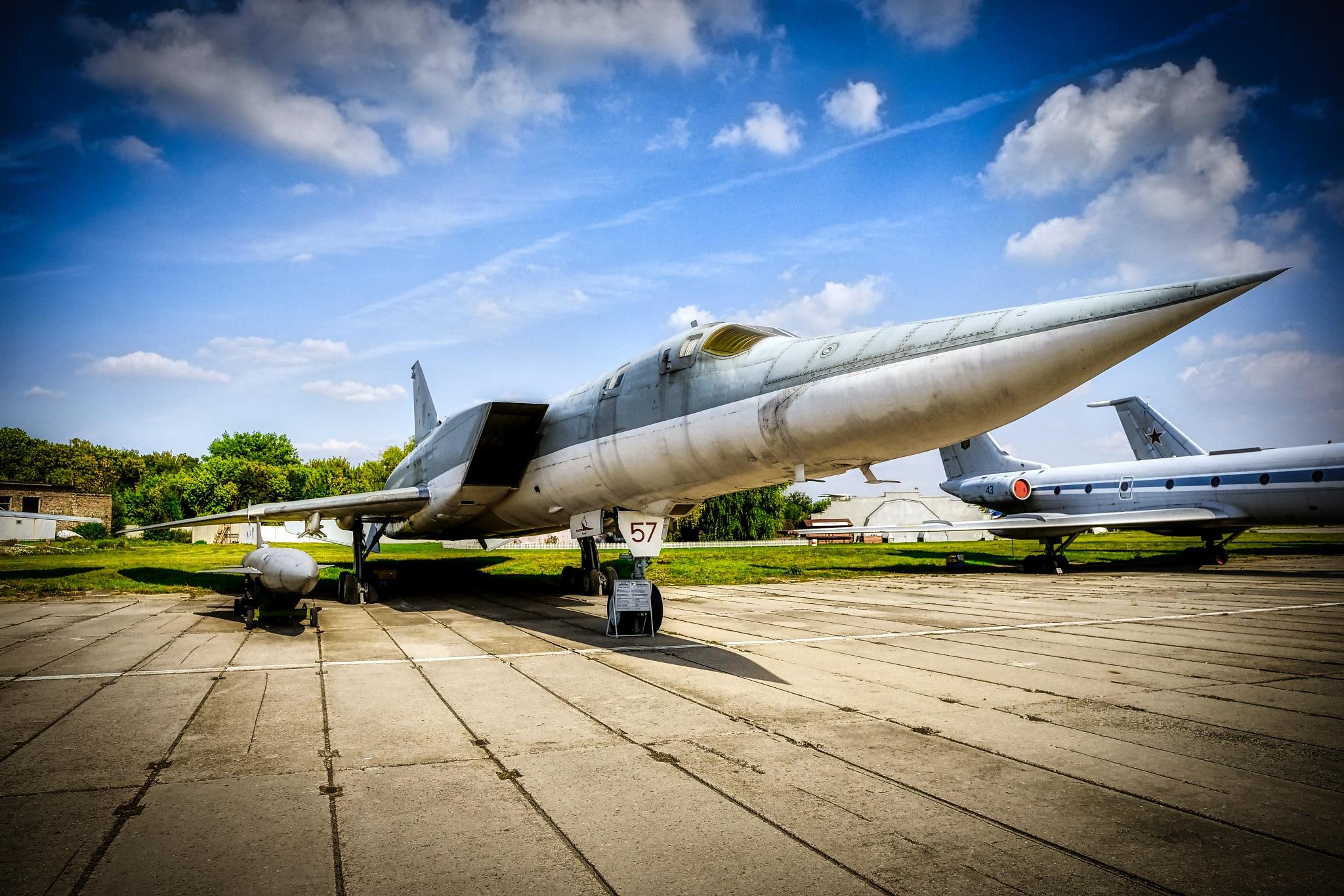 War Flying Machine  by Goran Jorganovich