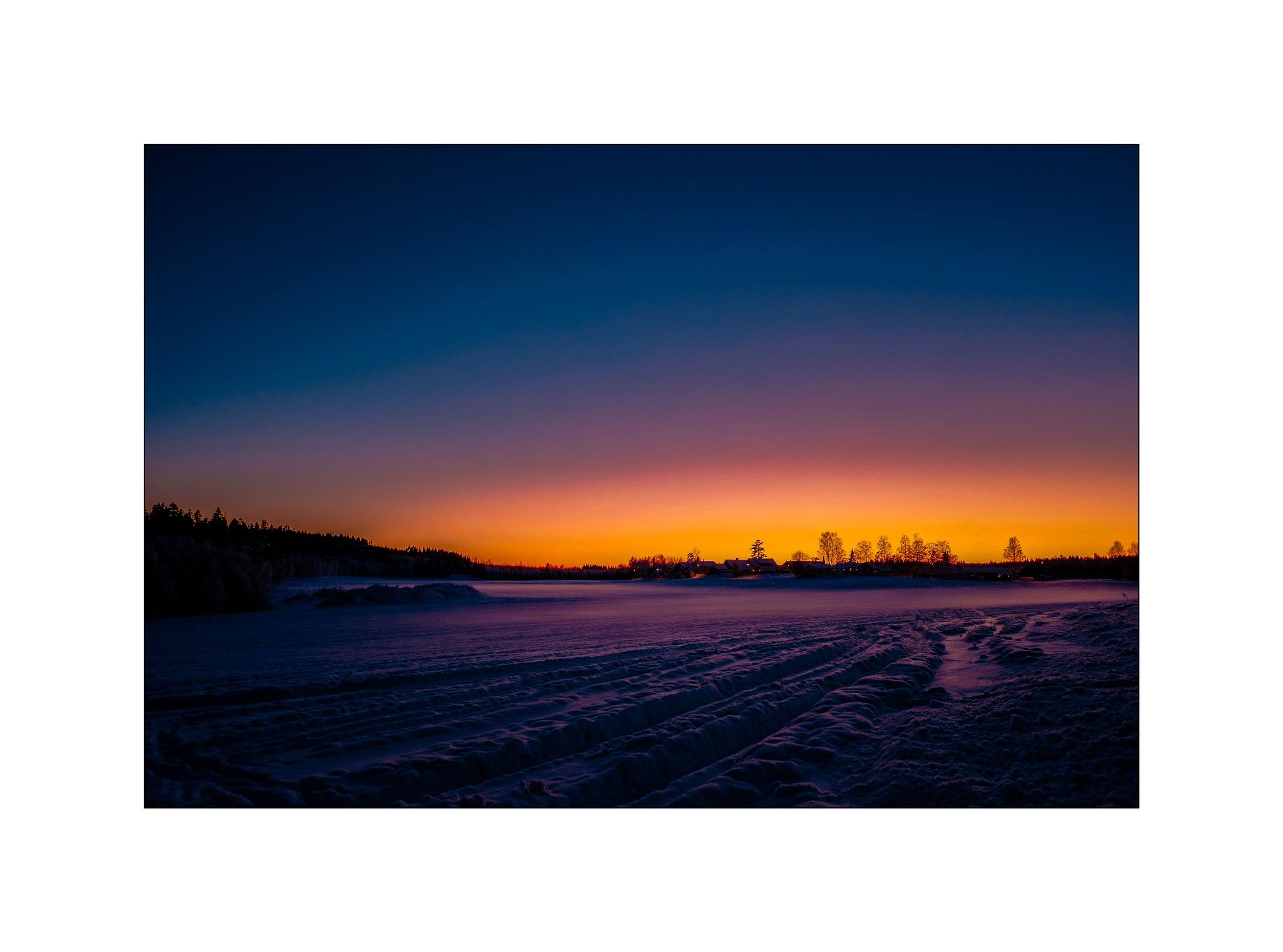 I´m Back to The North soon  by Goran Jorganovich