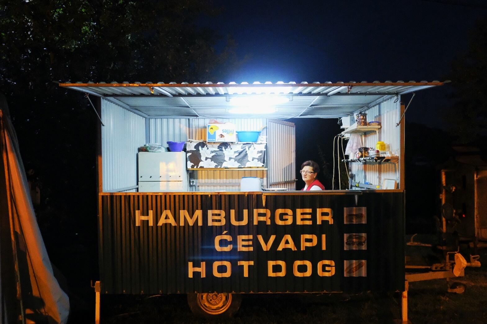 Bosnian mobile restaurant  by Goran Jorganovich