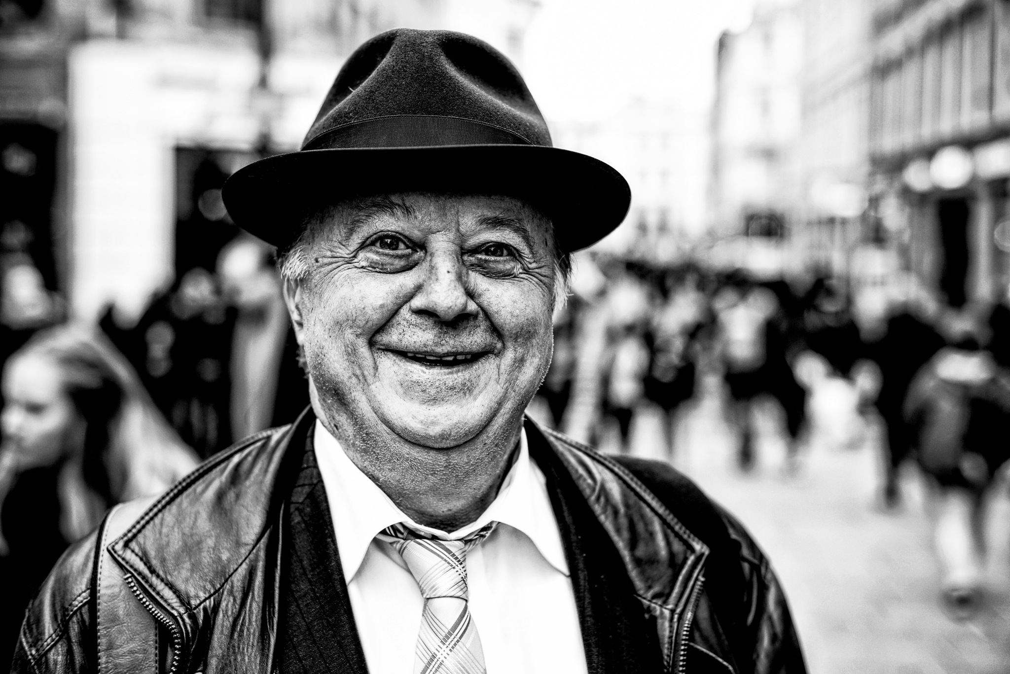 The Smiling Man  by Goran Jorganovich