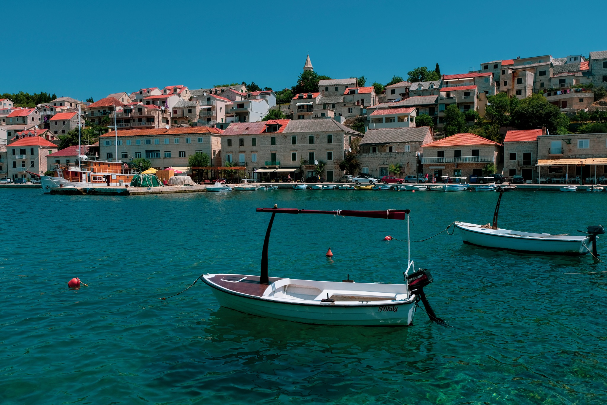 Summer in Croatia :BRAC ISLAND by Goran Jorganovich