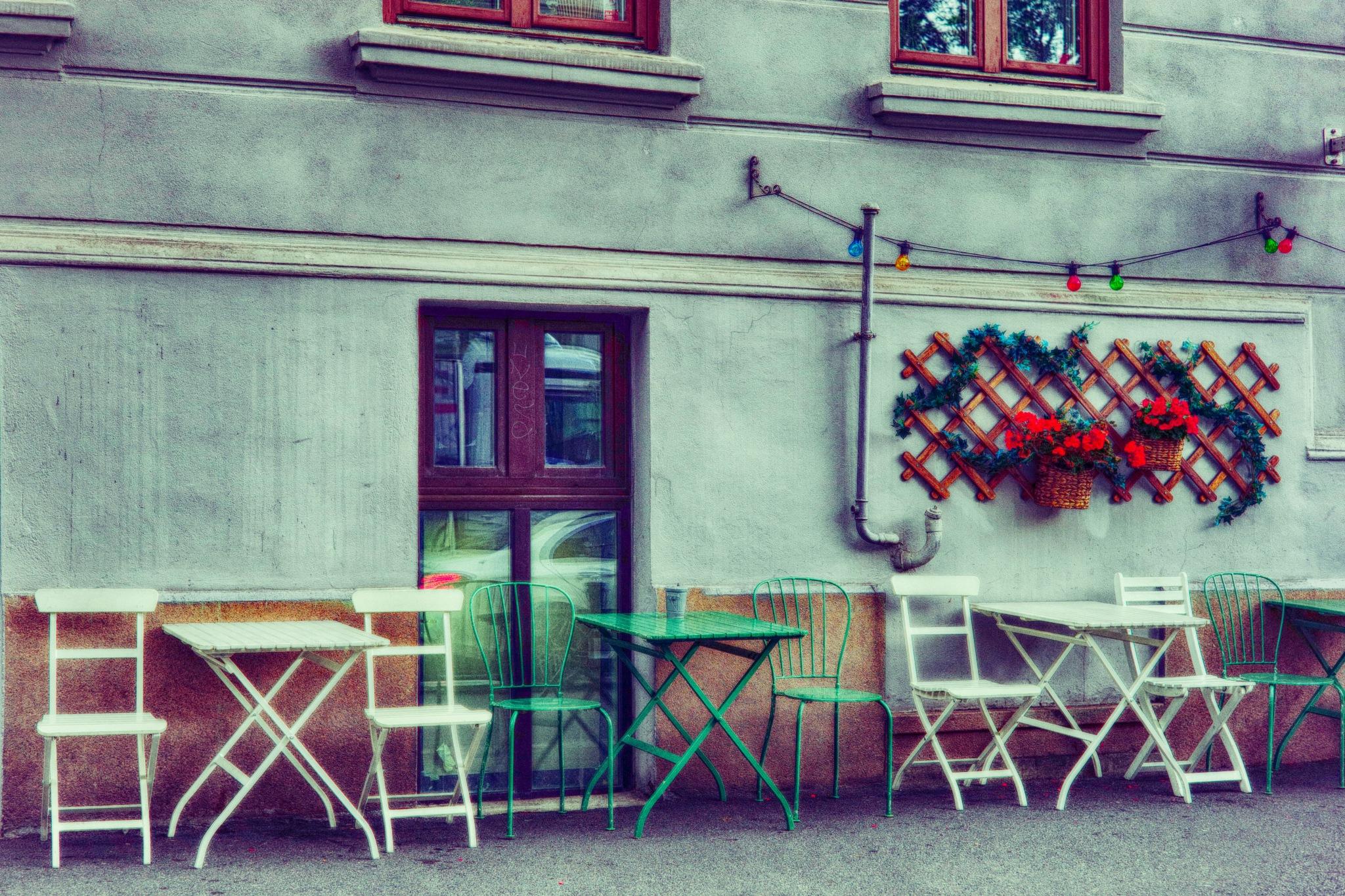 Lonely street  by Goran Jorganovich