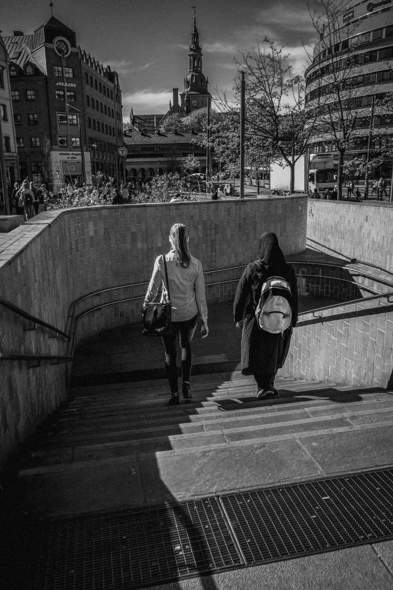 The Clash of Civlizations in Scandinavia ? by Goran Jorganovich