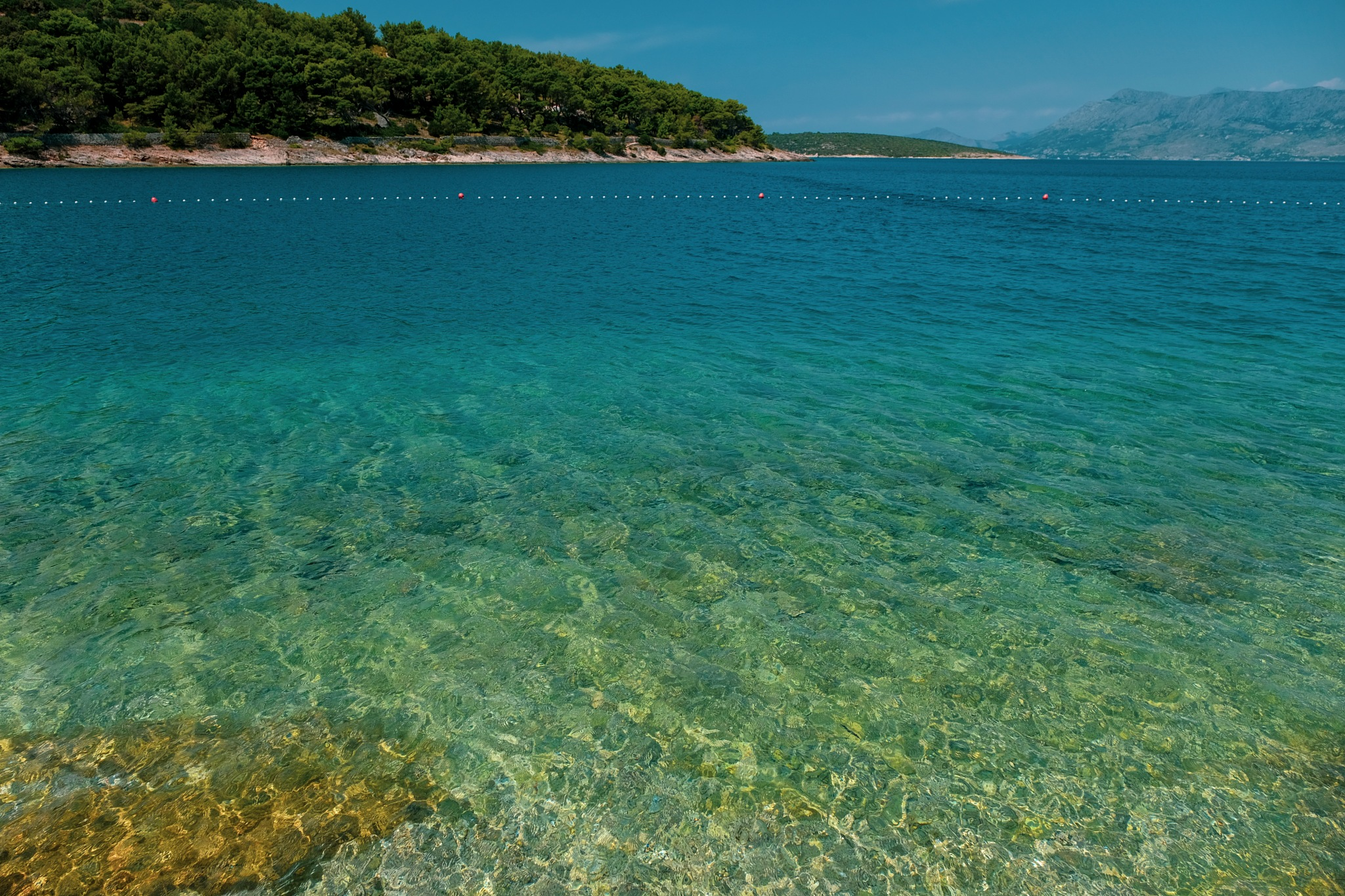 Summer in Croatia : BRAC ISLAND by Goran Jorganovich