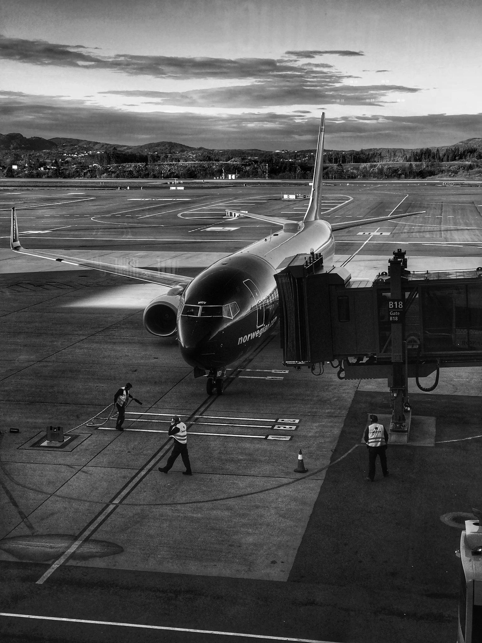 AIRPORT  by Goran Jorganovich