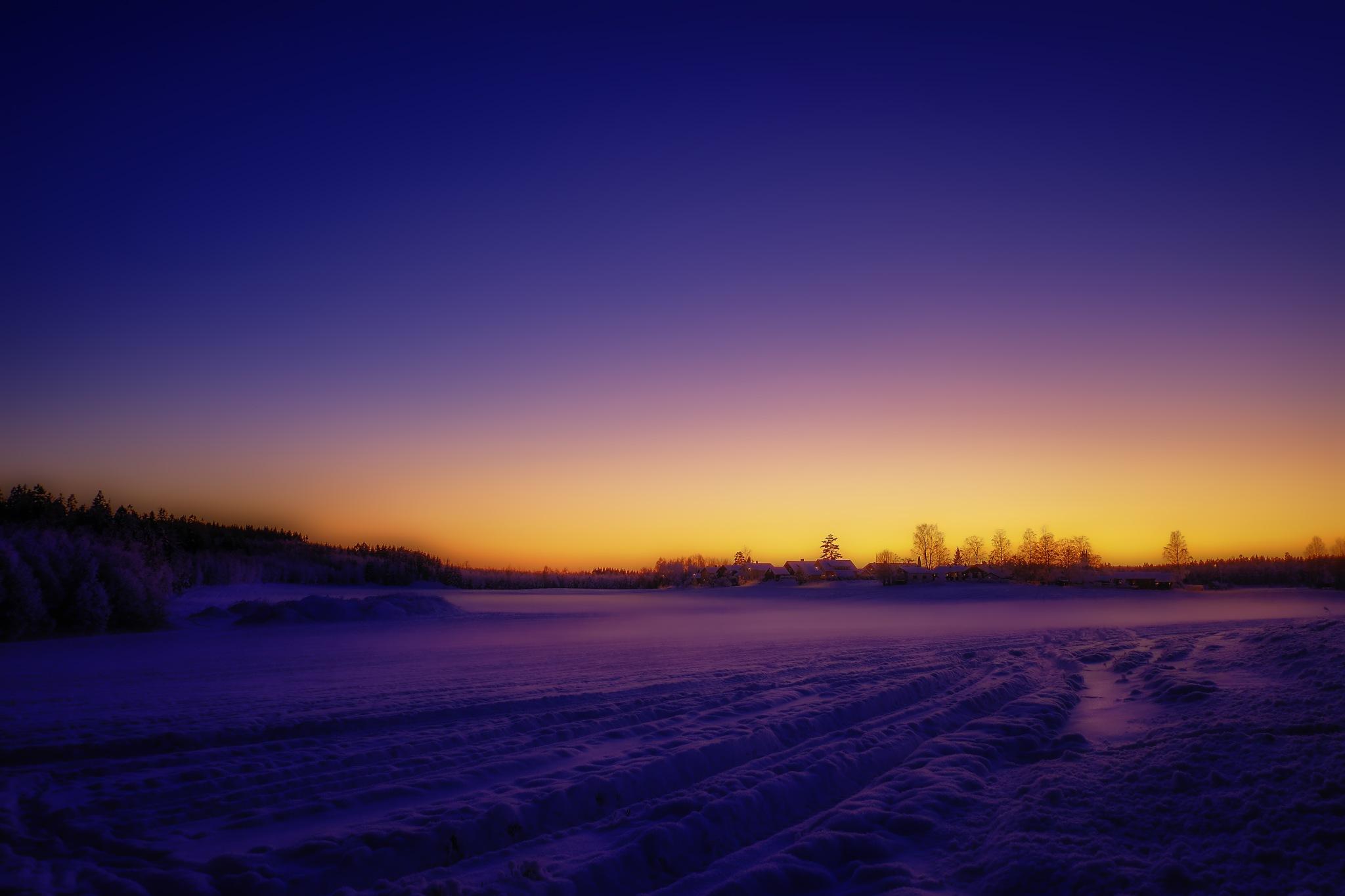 Northern Dawn - NORWAY by Goran Jorganovich