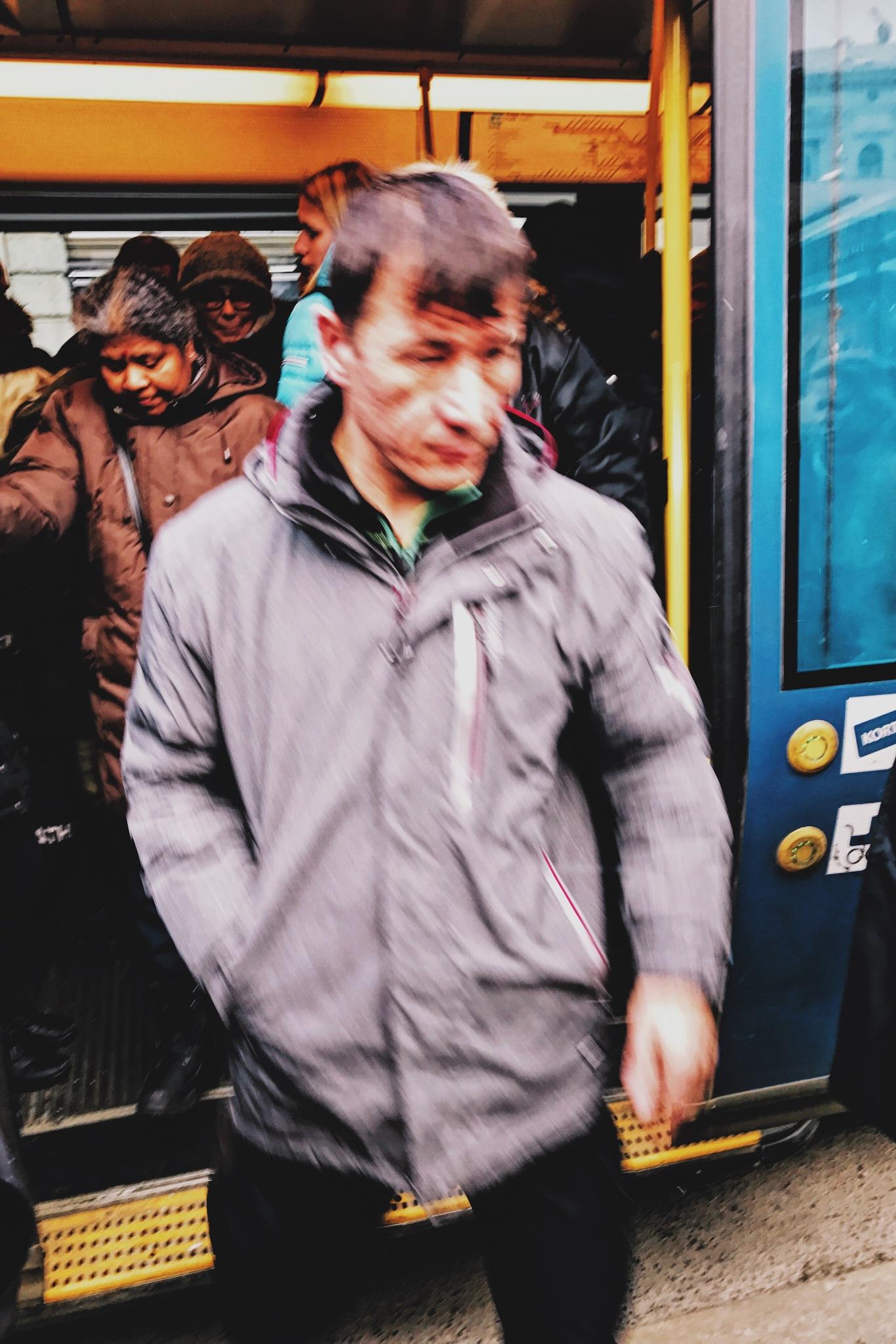 Tough Man by Goran Jorganovich