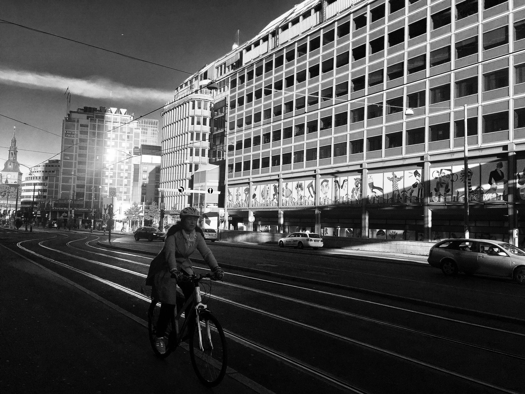 Morning in Oslo  by Goran Jorganovich