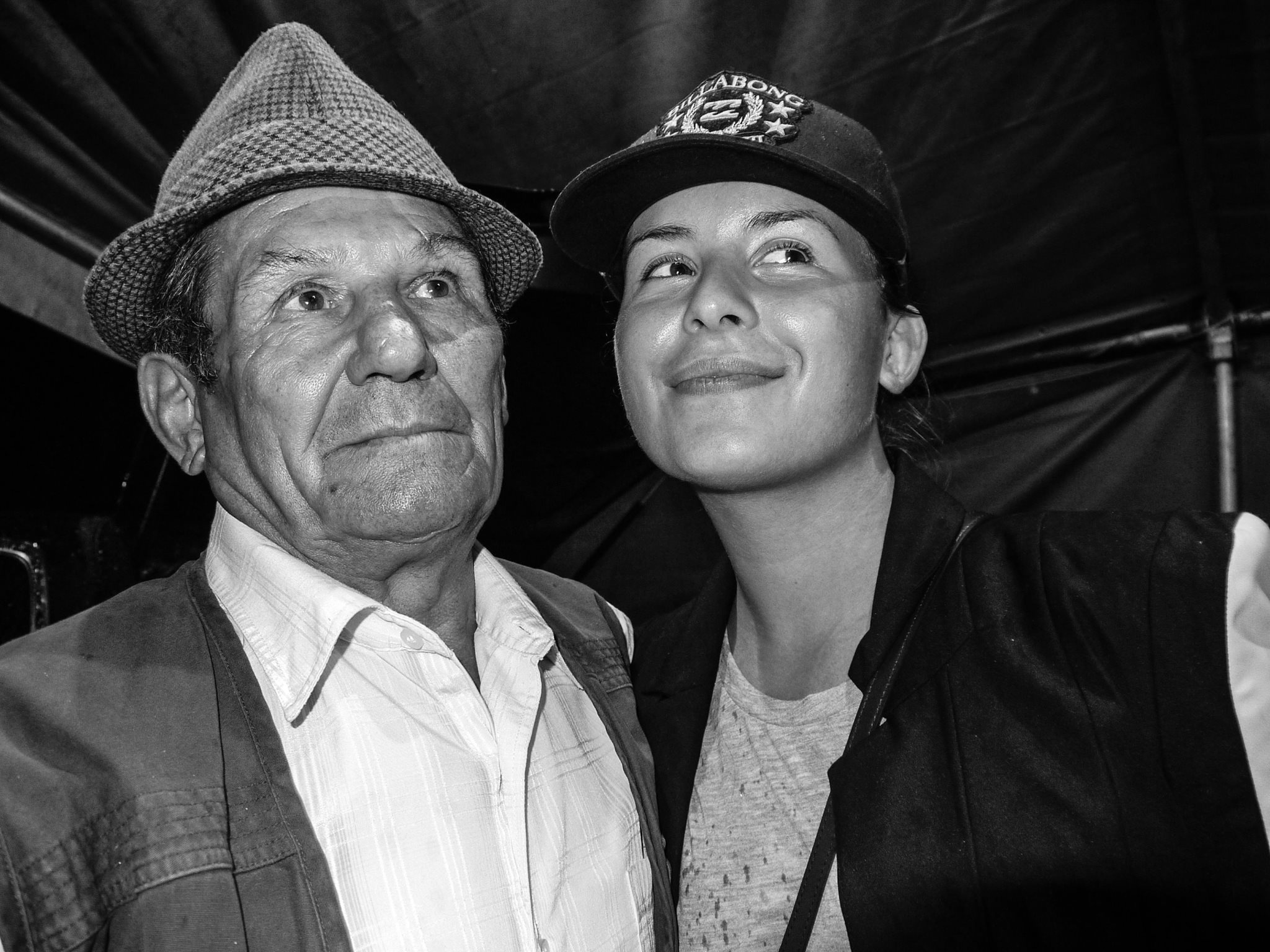 Irma and her Uncle by Goran Jorganovich