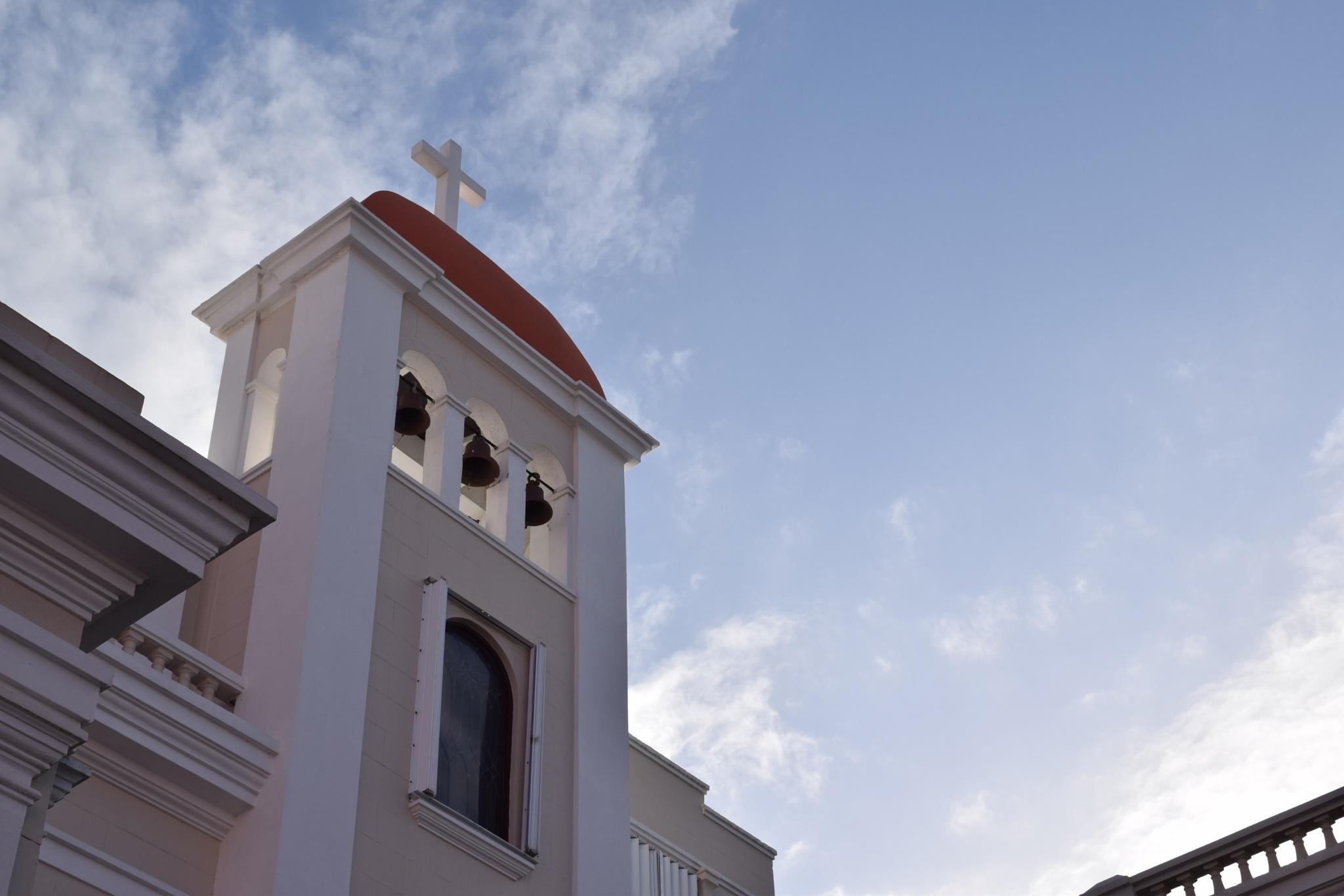 Church of Siervas de María by bayaneypr