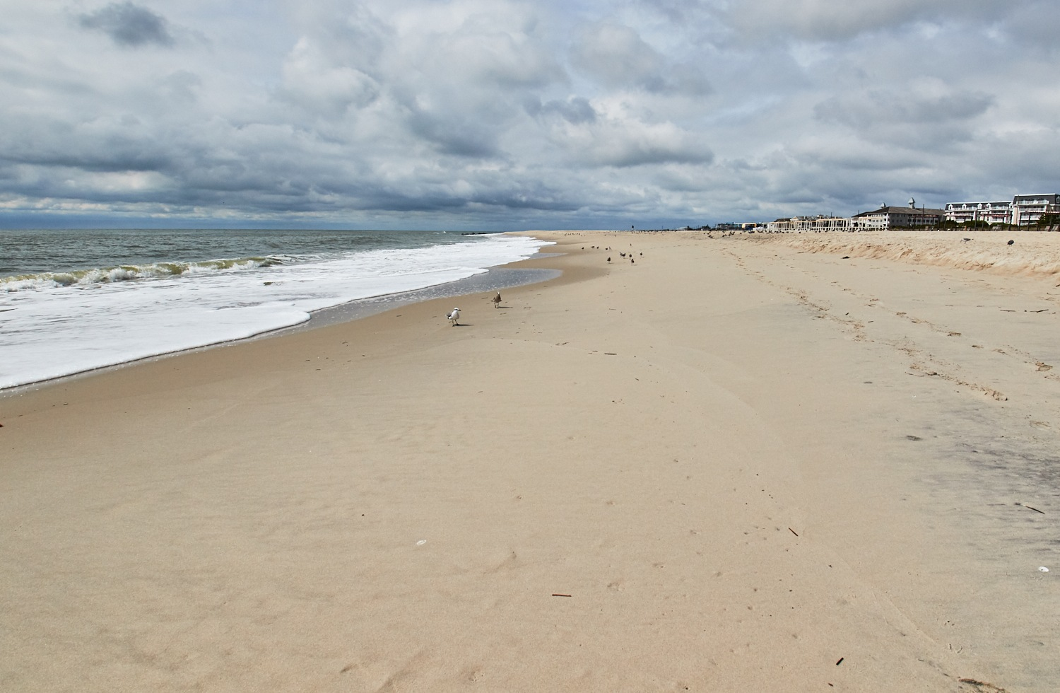 We Have The Beach To Ourselves by Holly Jennings
