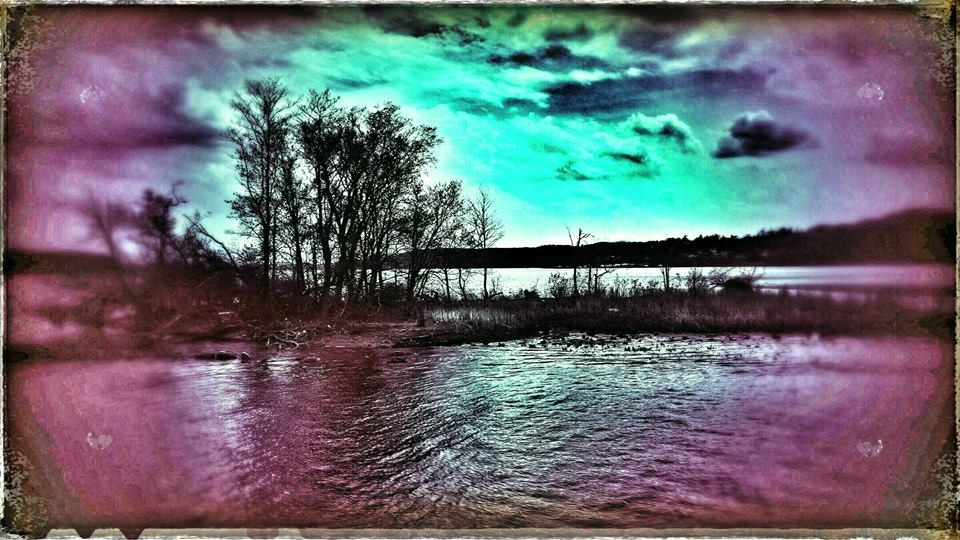 The Flooded Land by RichardJTreitner