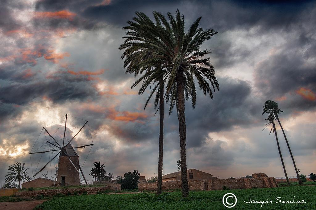 Molino Los Cobachos (El Algar-Murcia) by joaquinsanchezgarcia