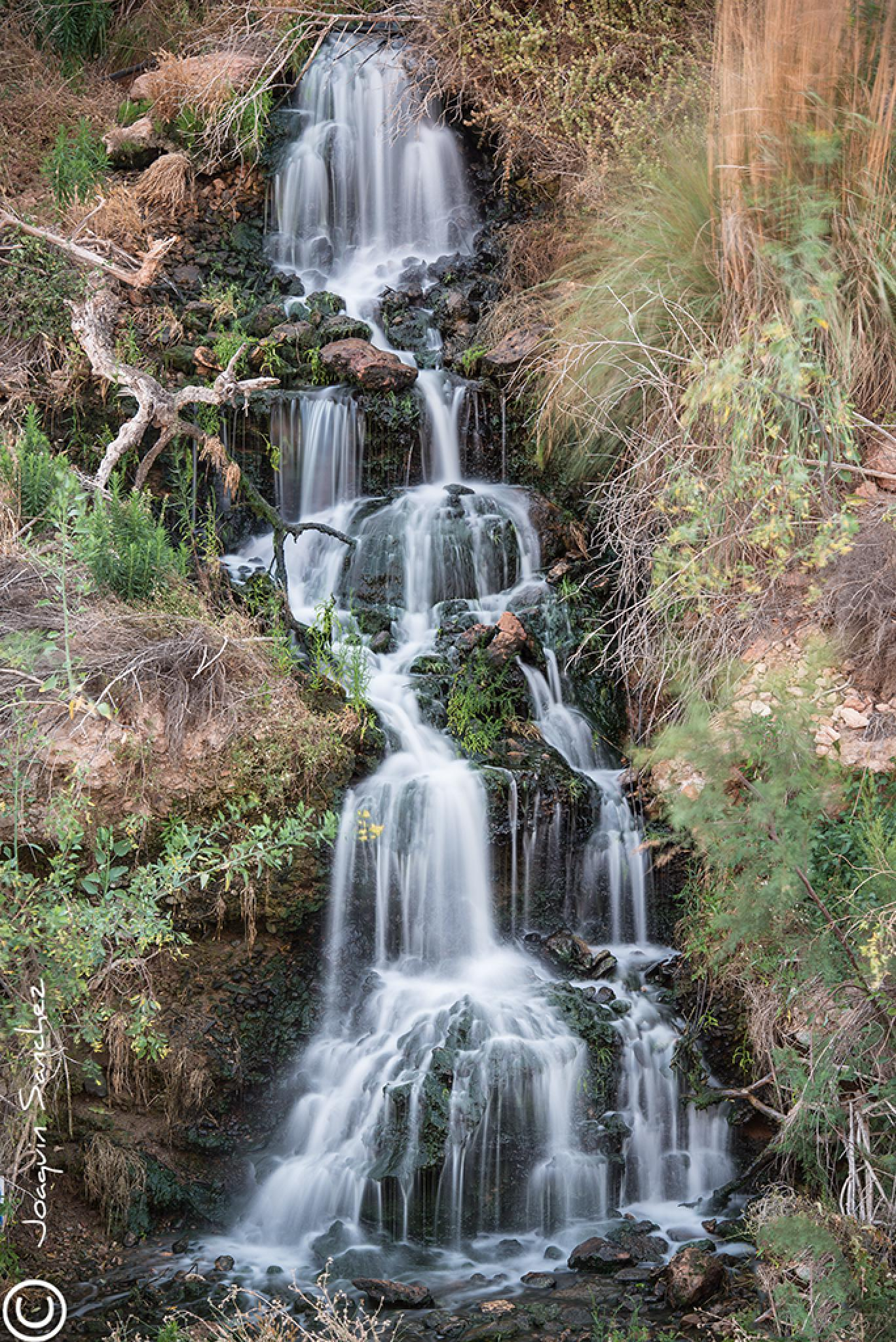 Cascada by joaquinsanchezgarcia