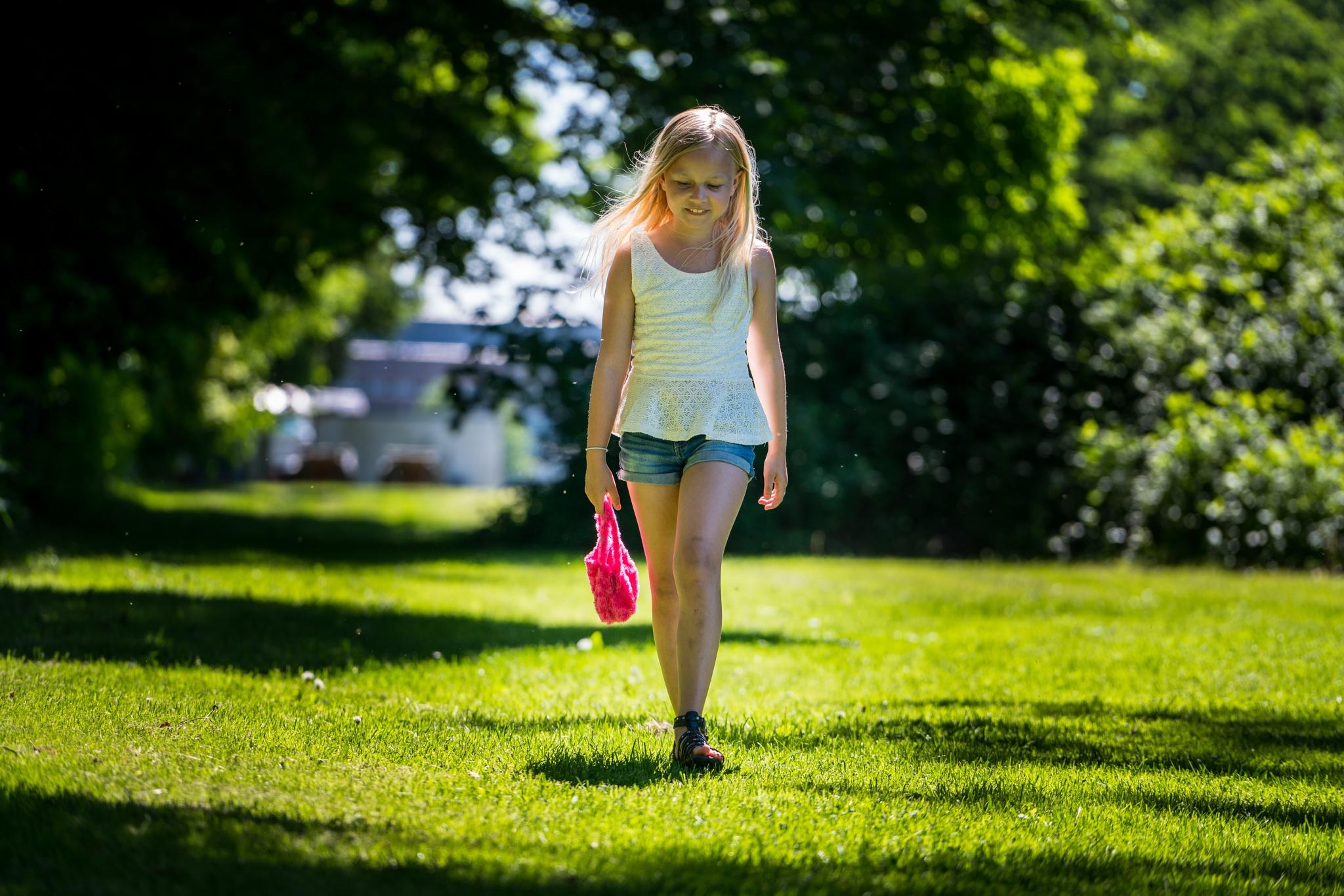 Photo in People #girl #summer #norway