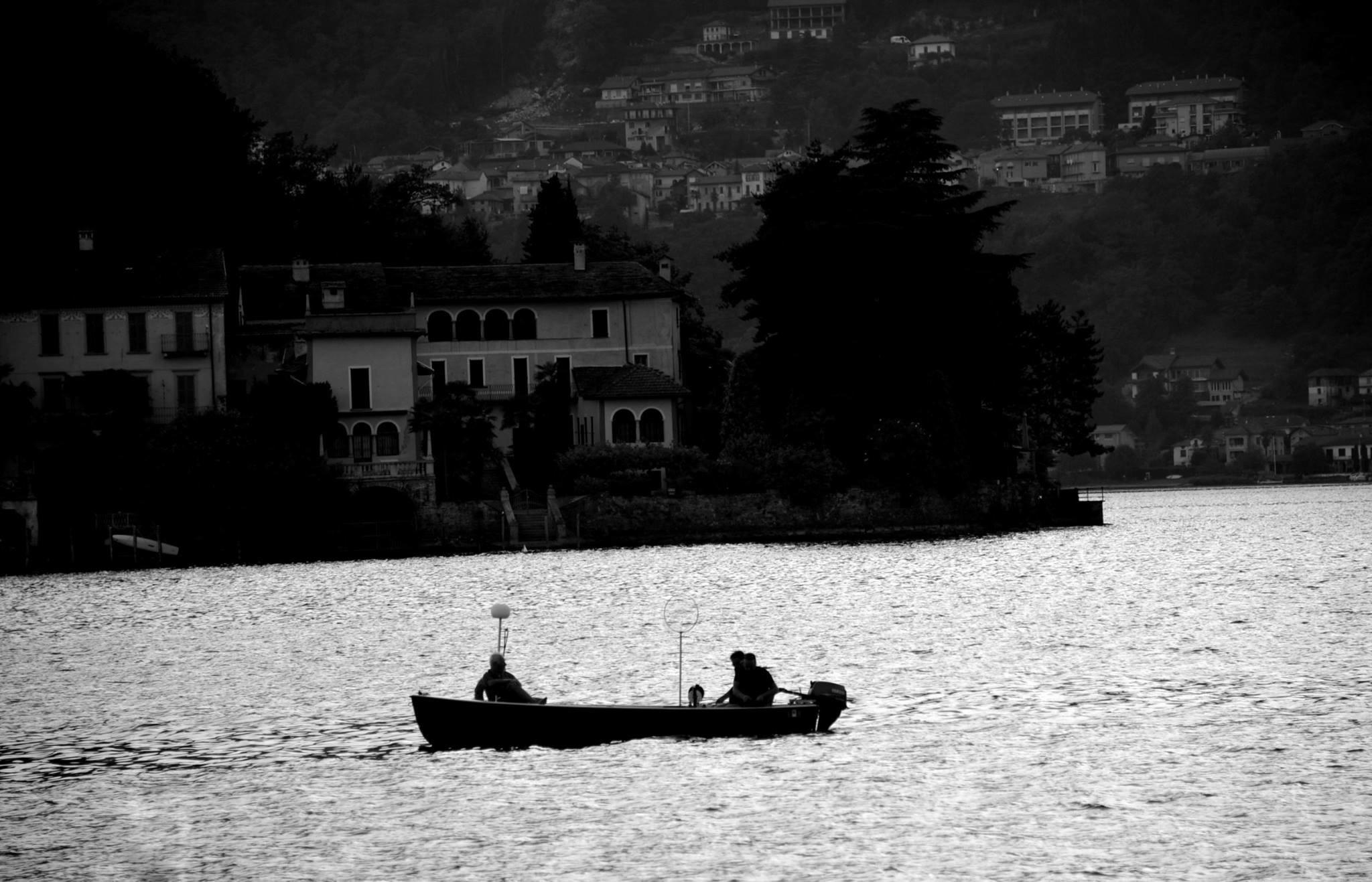 Fishermen coming home  by swisstraveller