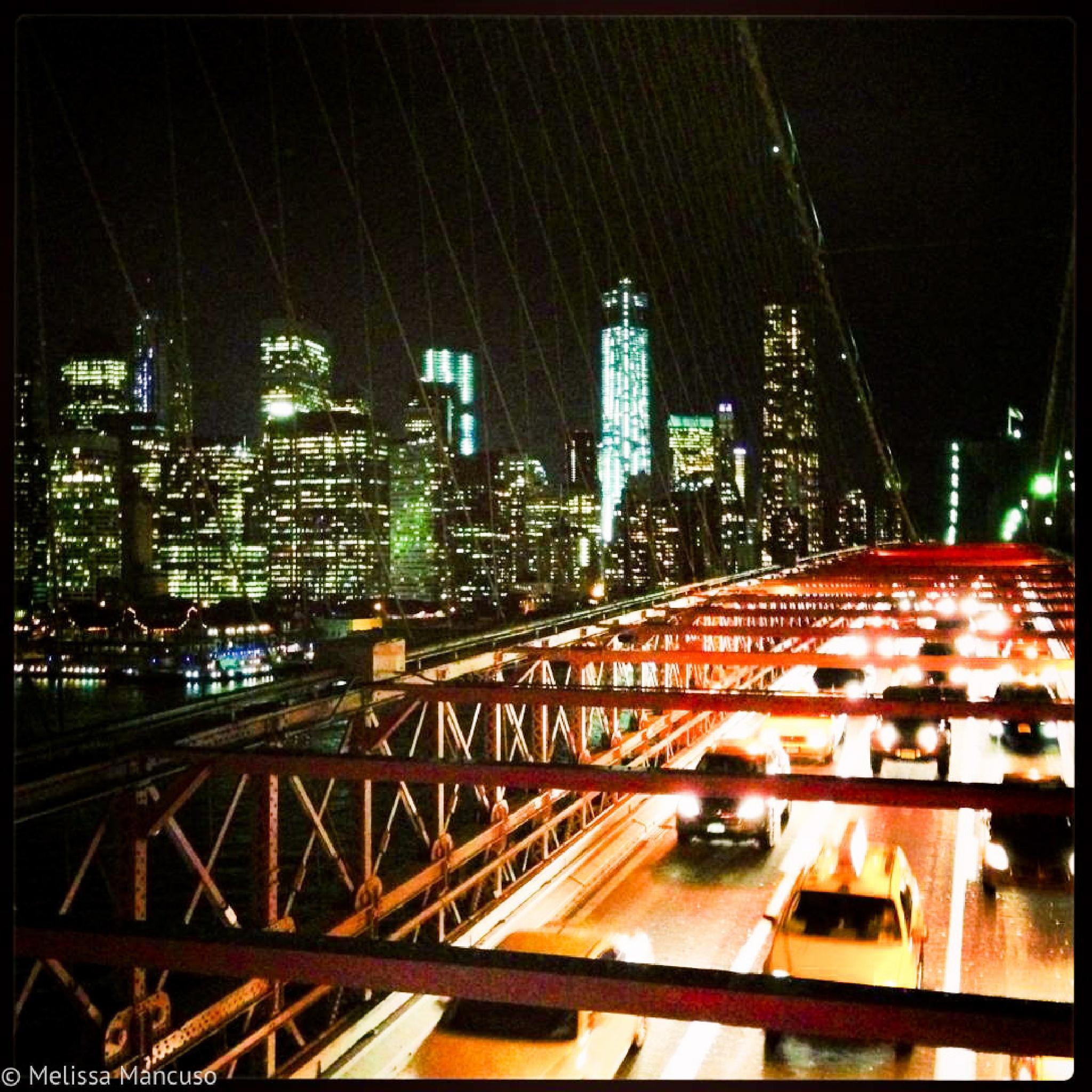 Just a bridge between us by Melissa Mancuso Photography