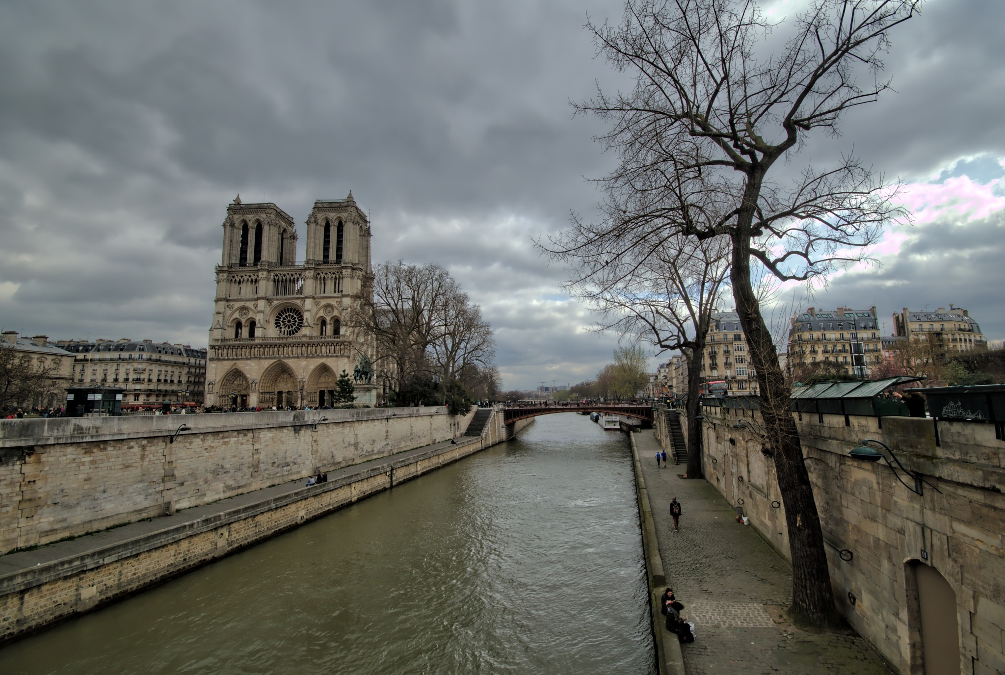 Notre Dame by thorgal7730