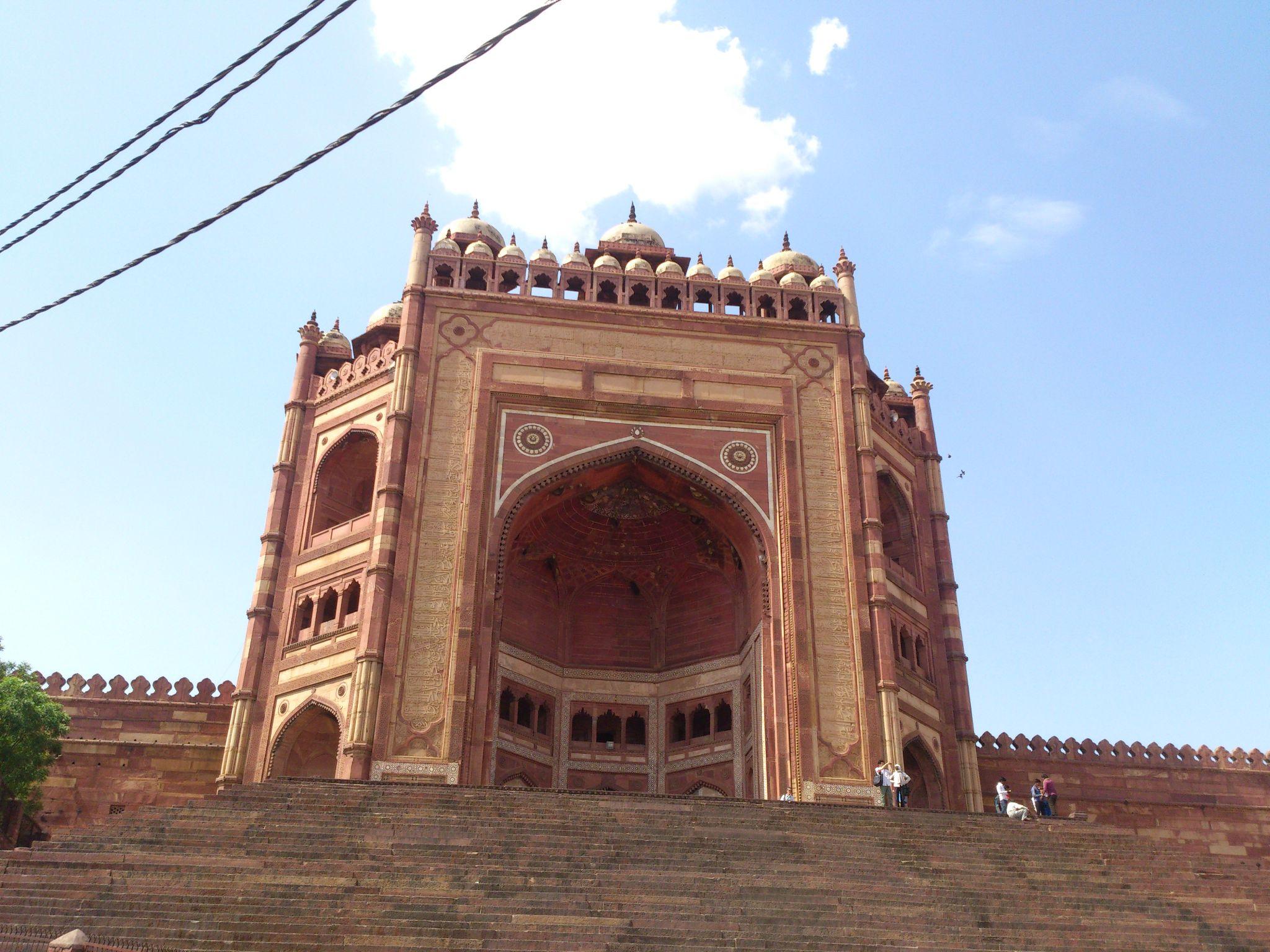 Buland Darwaza by Asif Patel