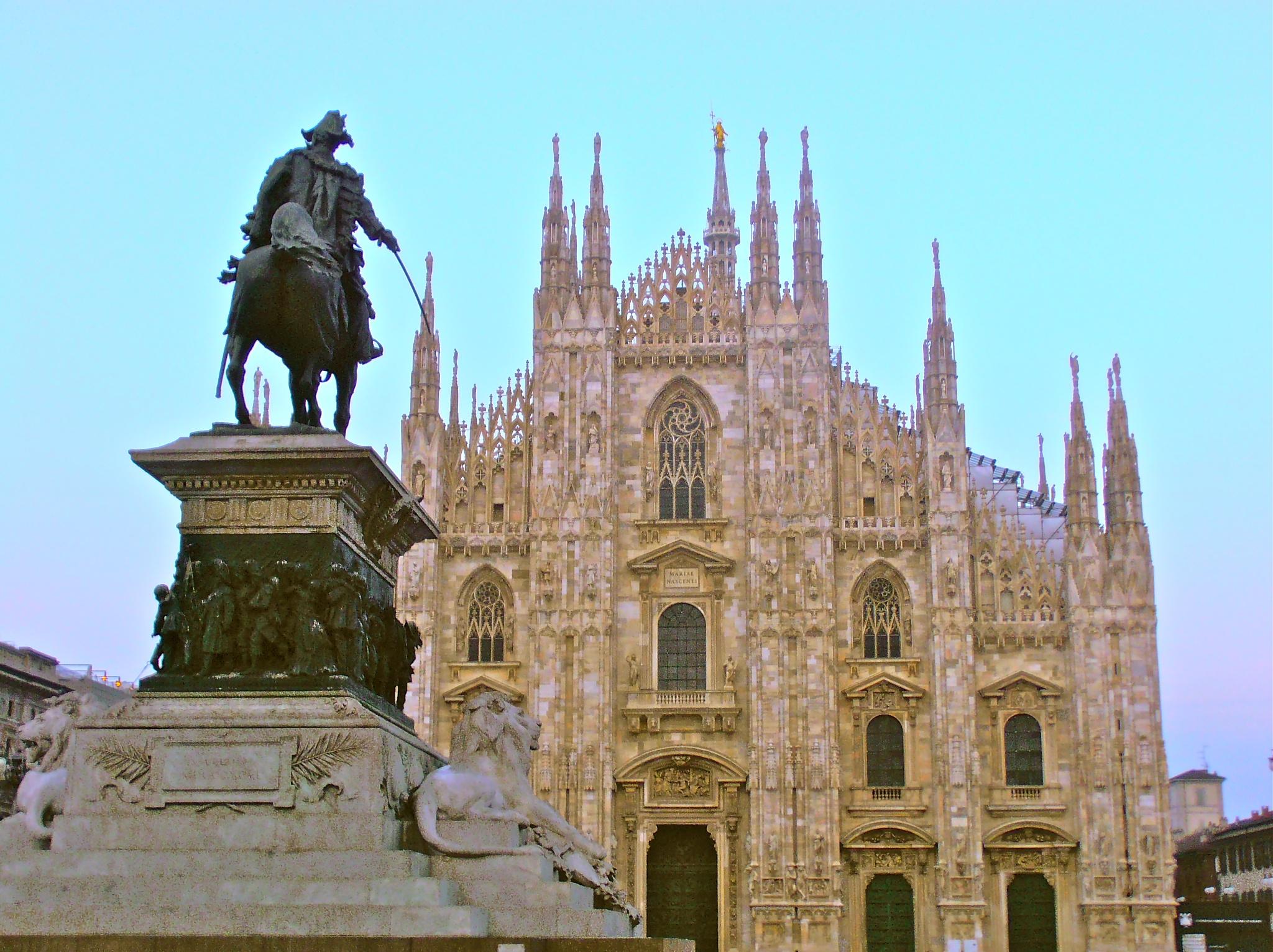 Duomo, Milano by Dejan&Milica
