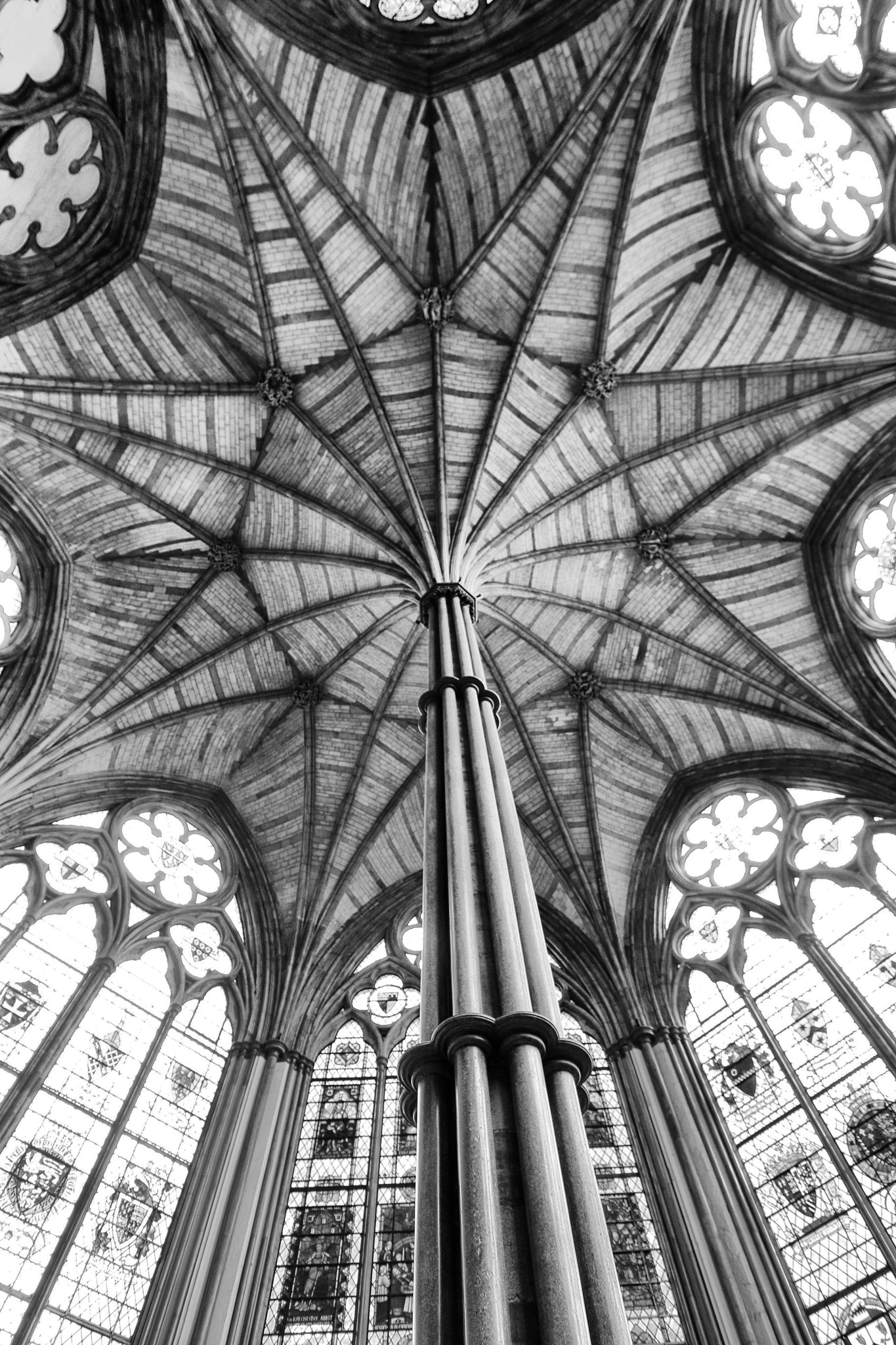Westminster Abbey by PaulWhiteman