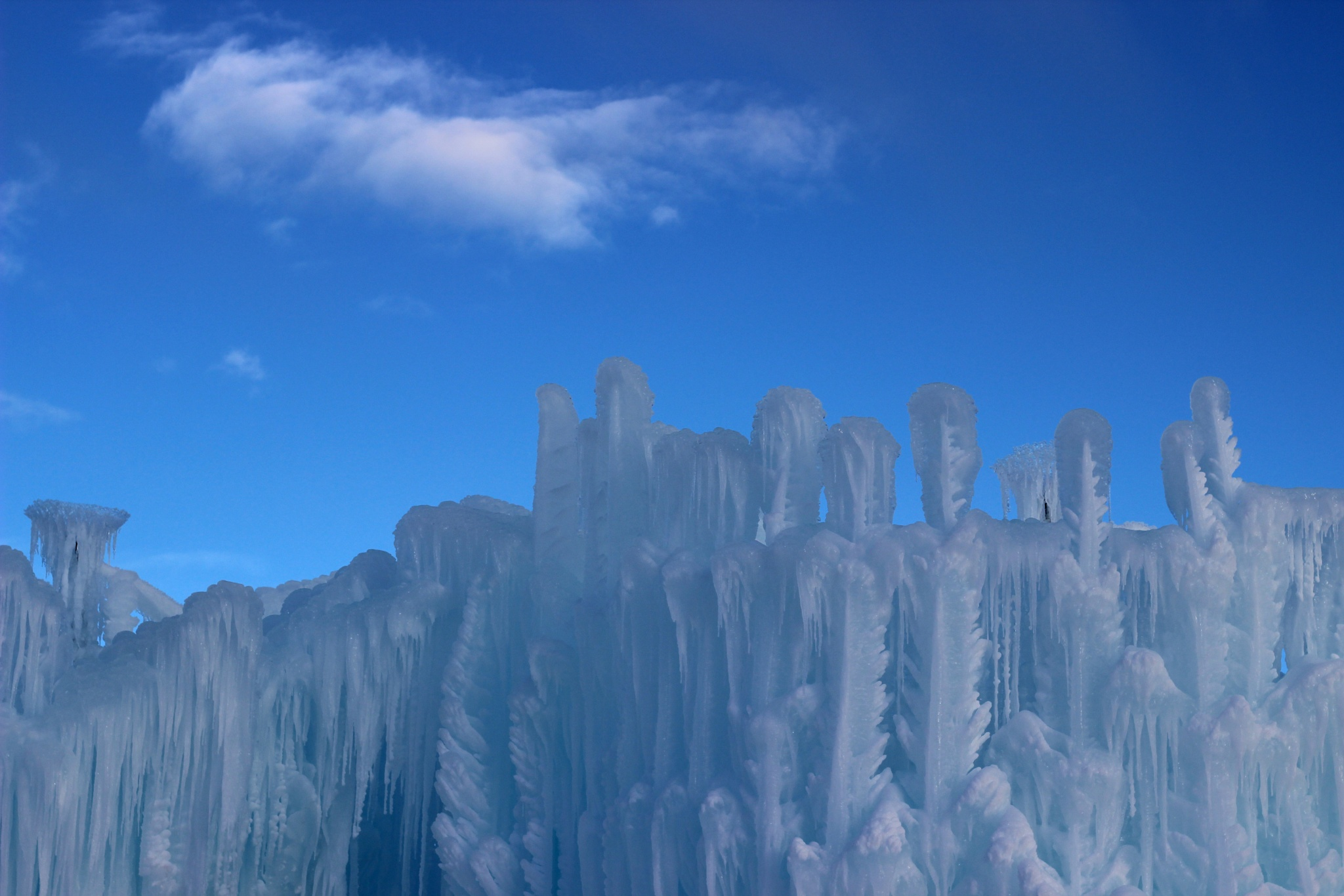 Ice Castles by Alex Young