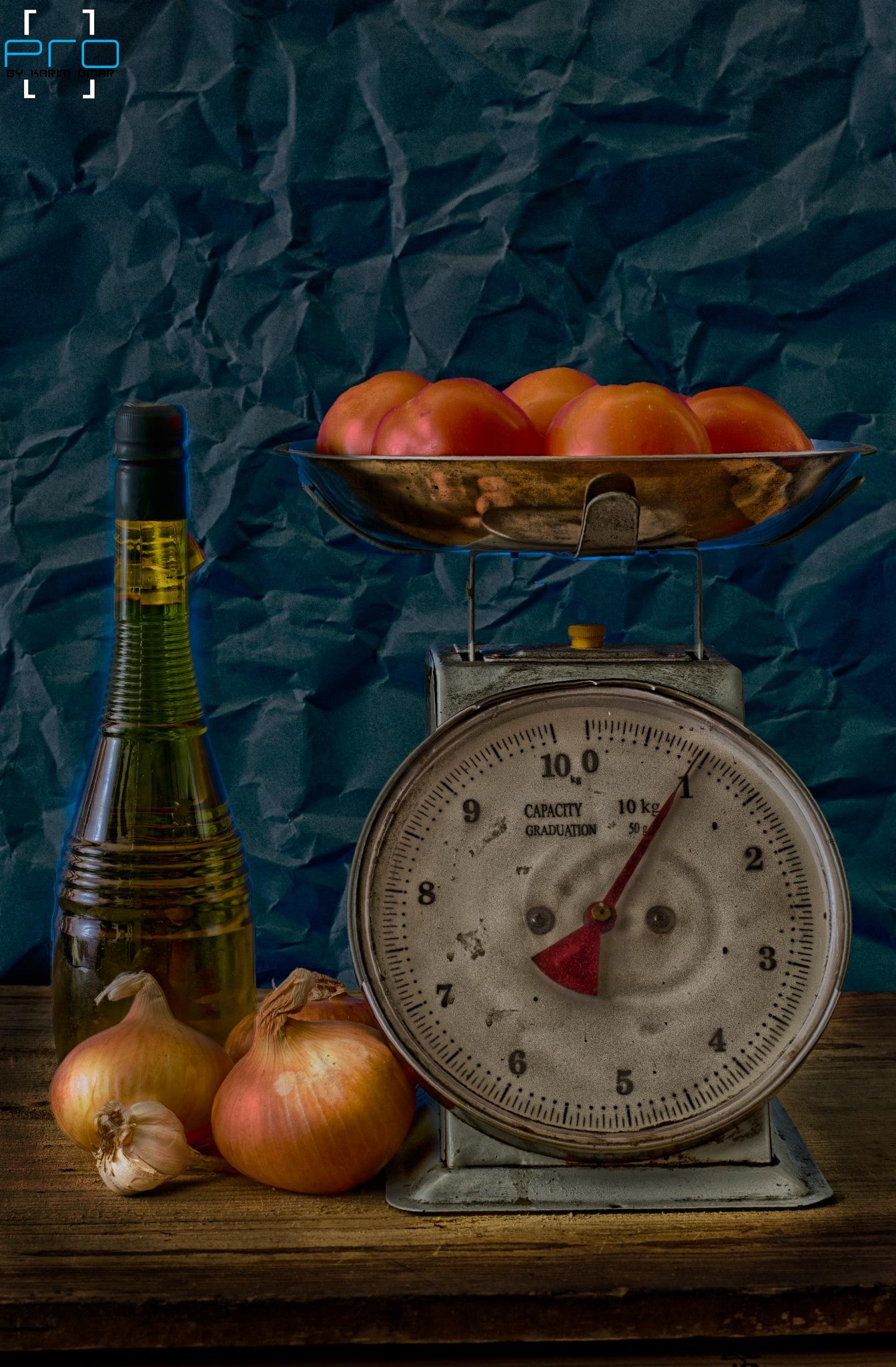 1 kilo is enough  by Kareem Omar