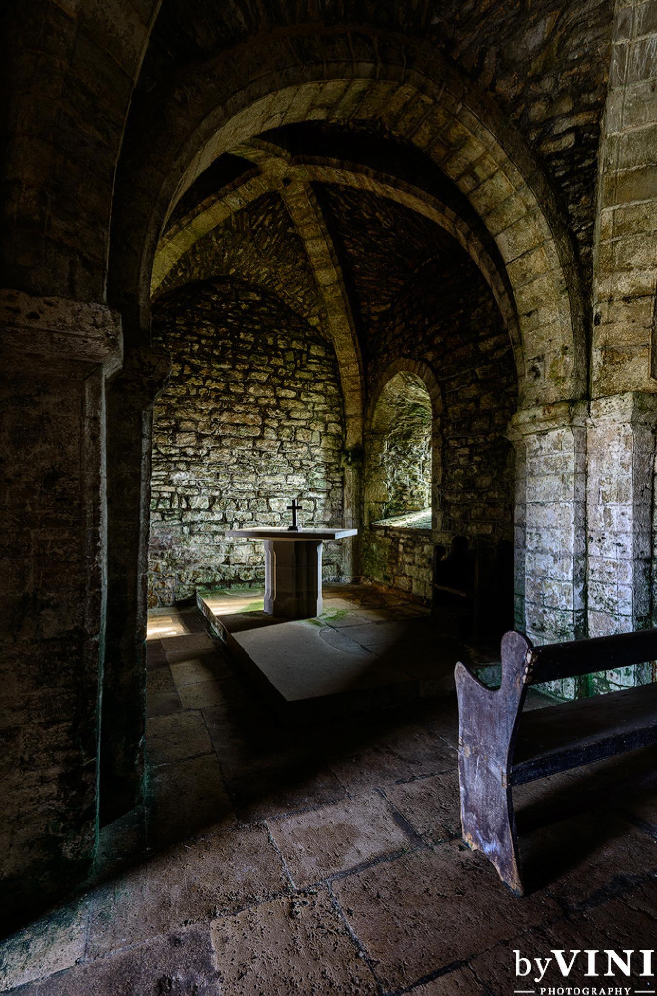 St. Aldhelm's Chapel by byVini