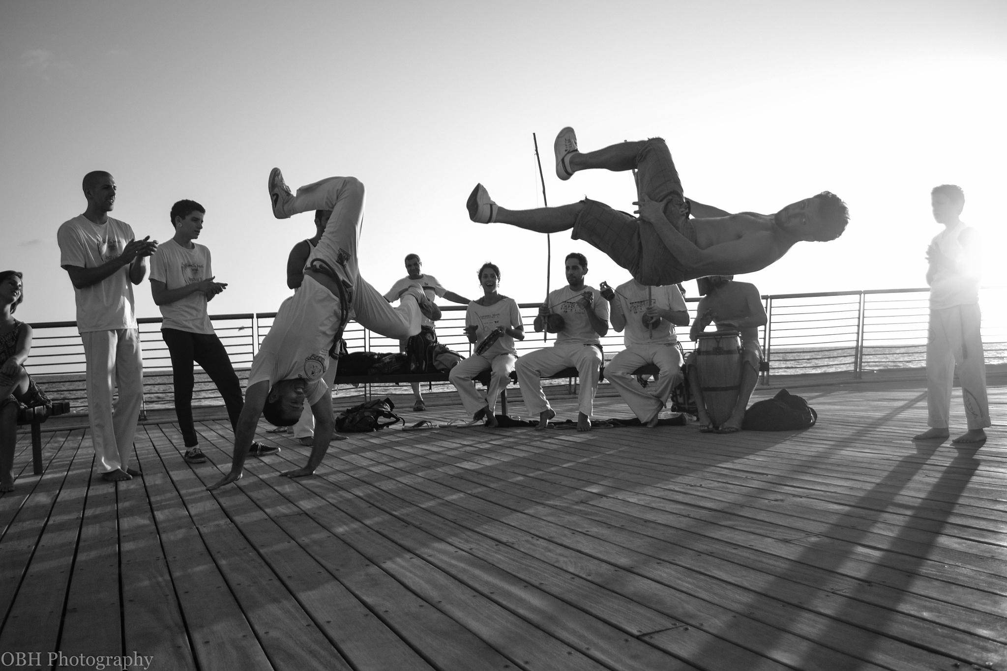 Capoeira by Omer Ben-Haim