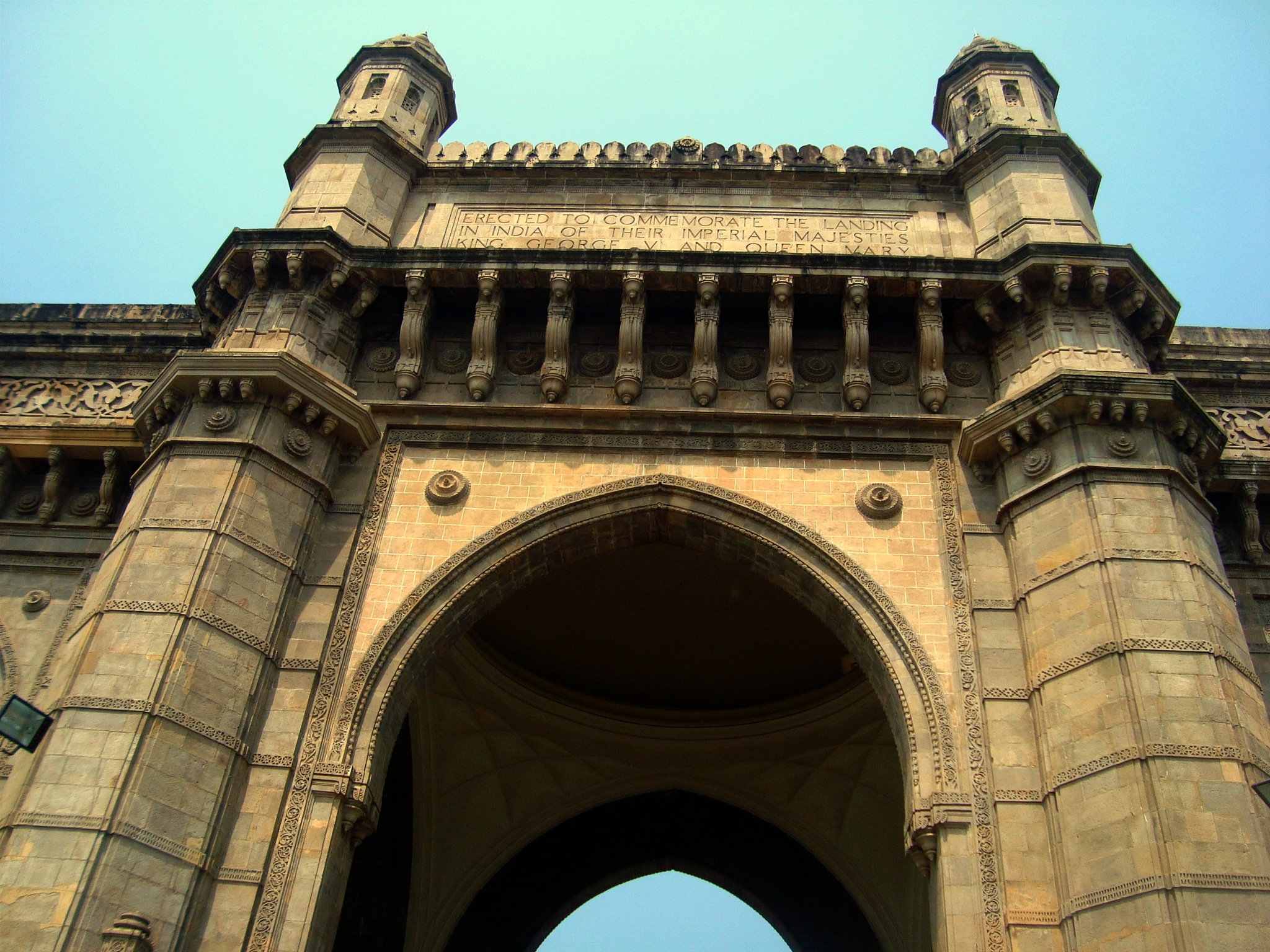Gateway of India by ABHAJAIN