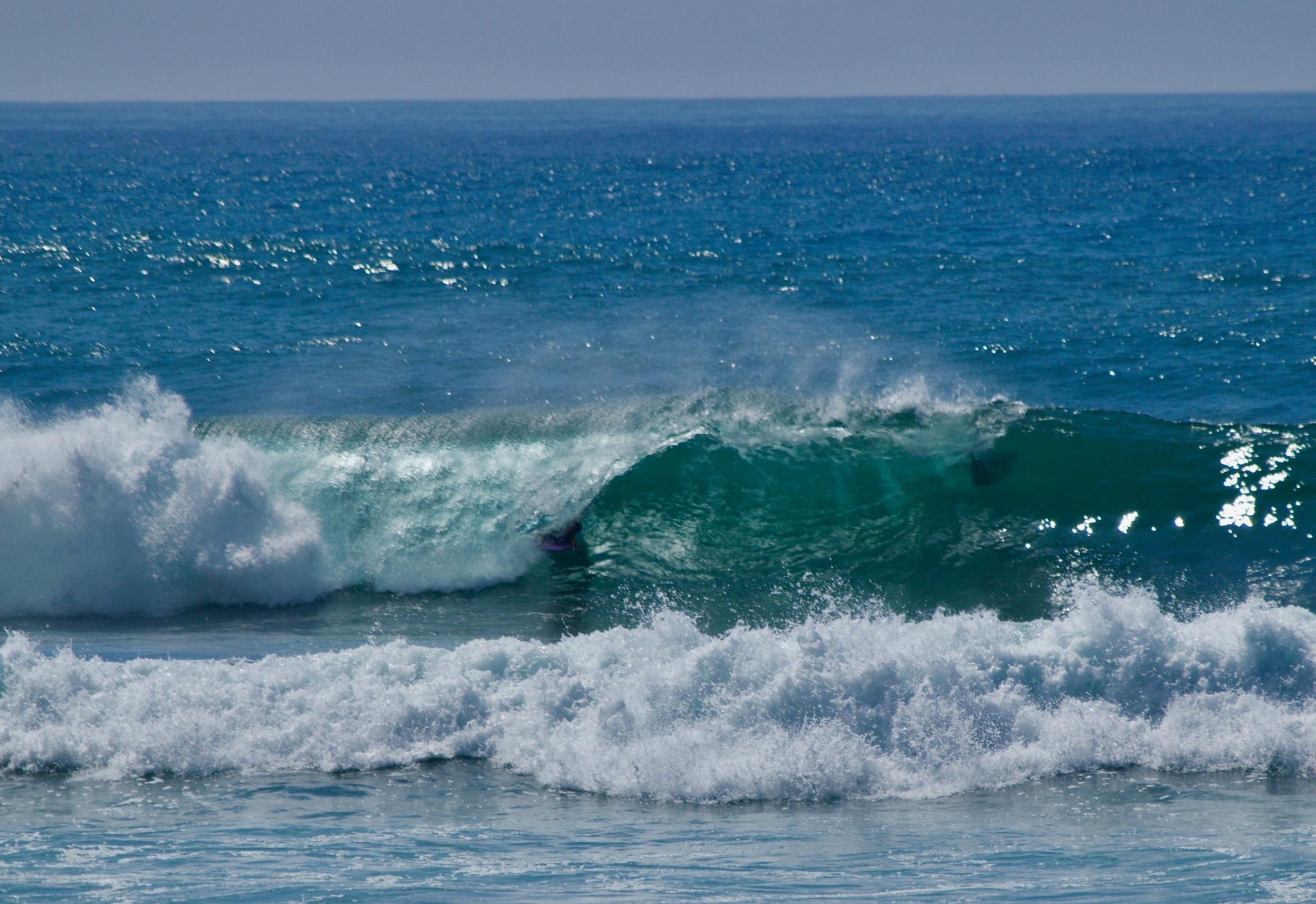Surfers by John  Lepisto