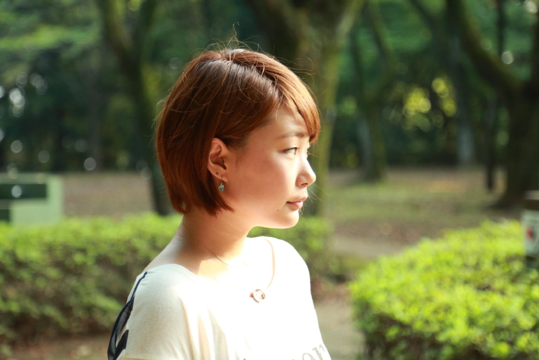 kana by HAJIME KAMEZAKI