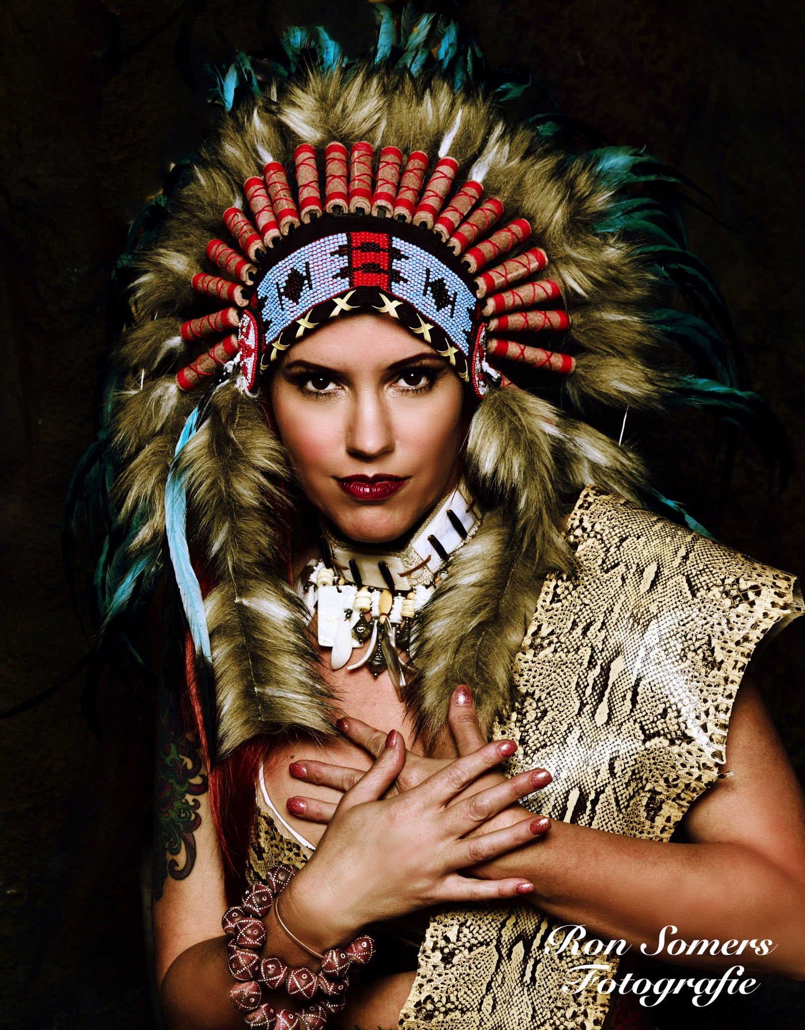 chief by ron somers fotografie