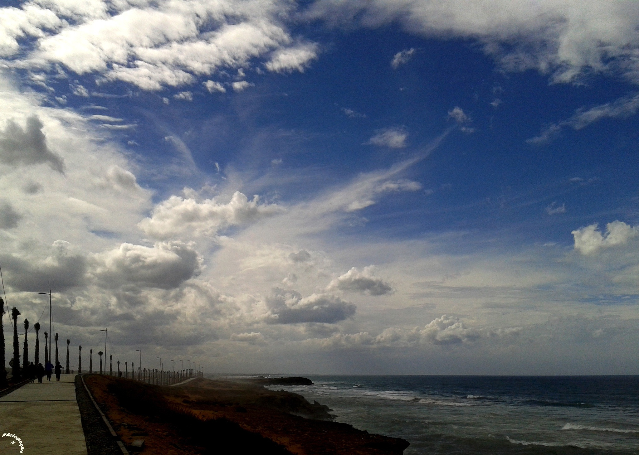 Clouds by nabeelnabil