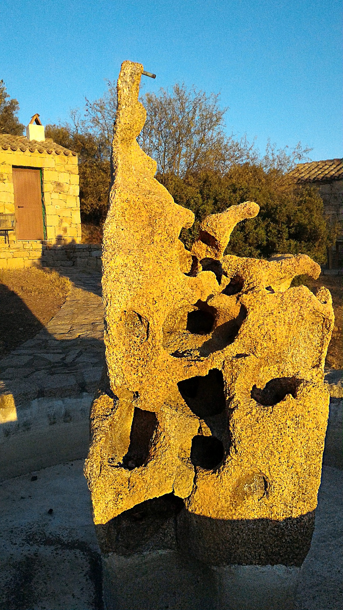 Granite by Mistral Moratti