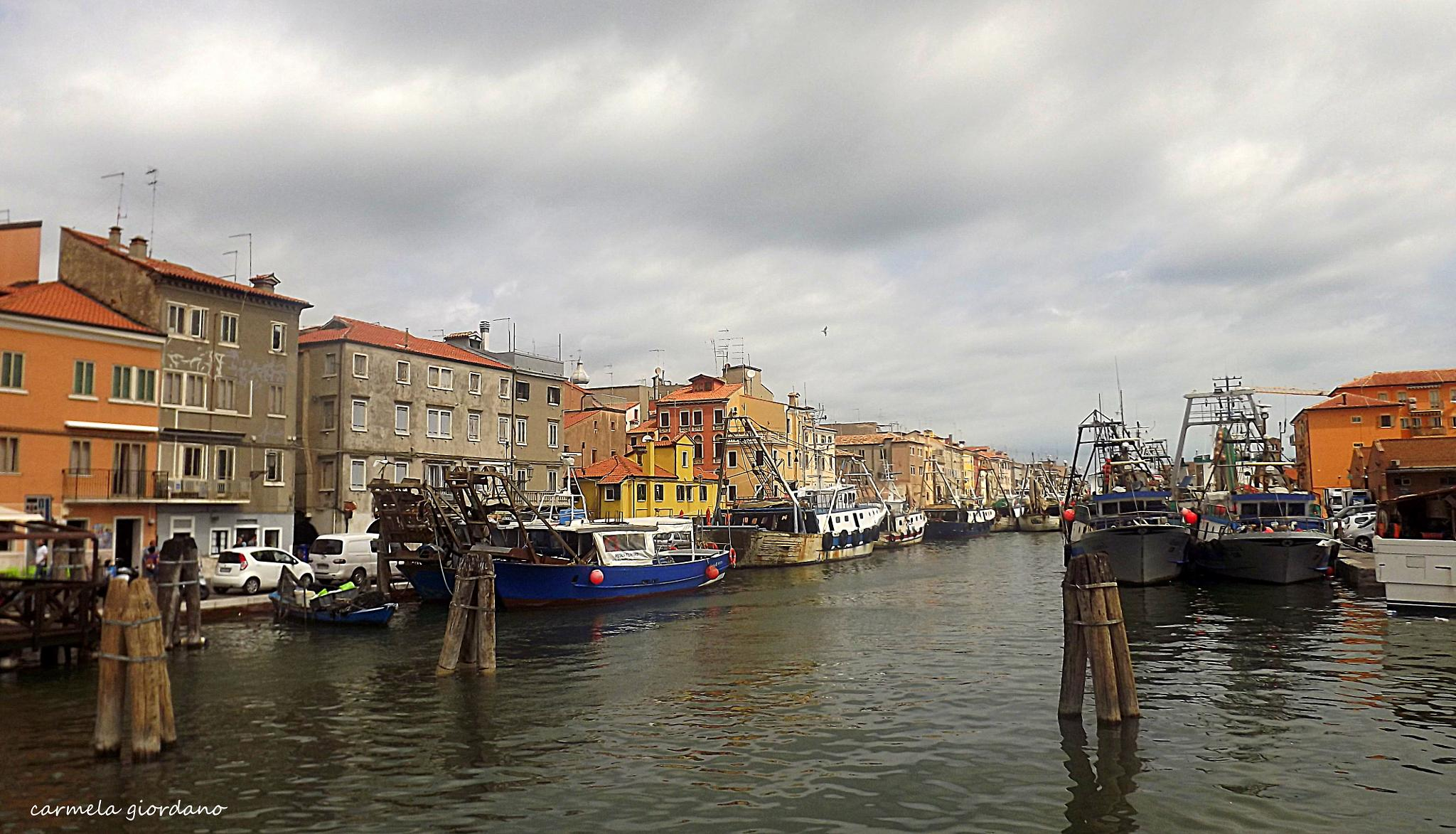 CHIOGGIA (VE) - ITALY by LINDA....