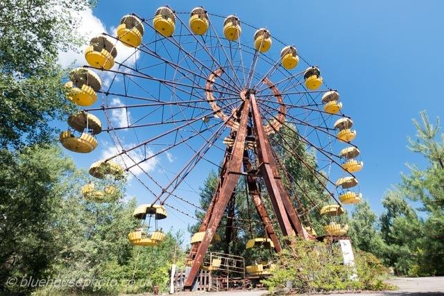 Ferris Wheel by Dave Atherton