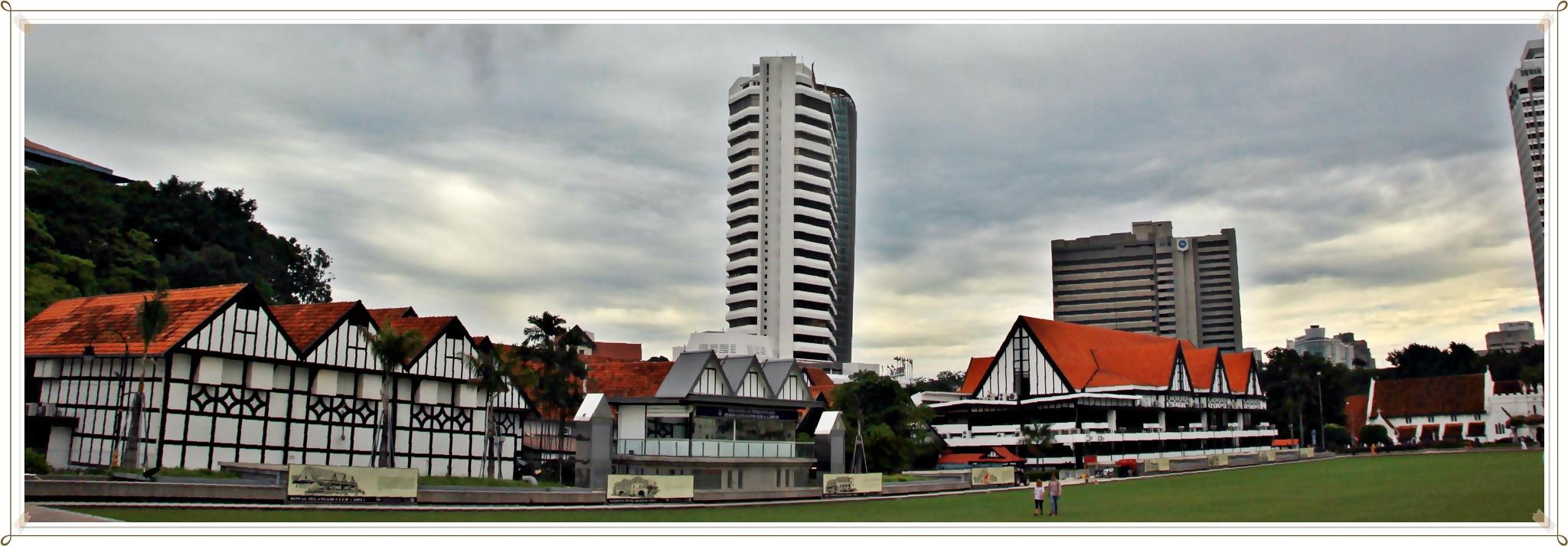 Selangor Royal Club in Kuala Lumpur by fragranceumlee