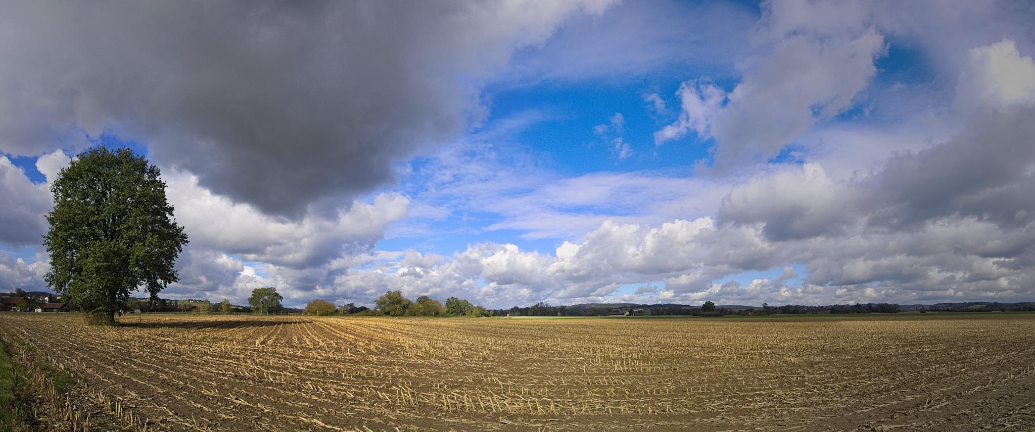 rural sky by koaxial