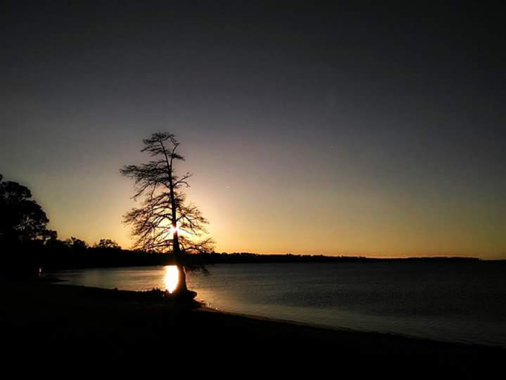 My Sunrise  by Angela Roark aka Raven Isaboe Wolfe