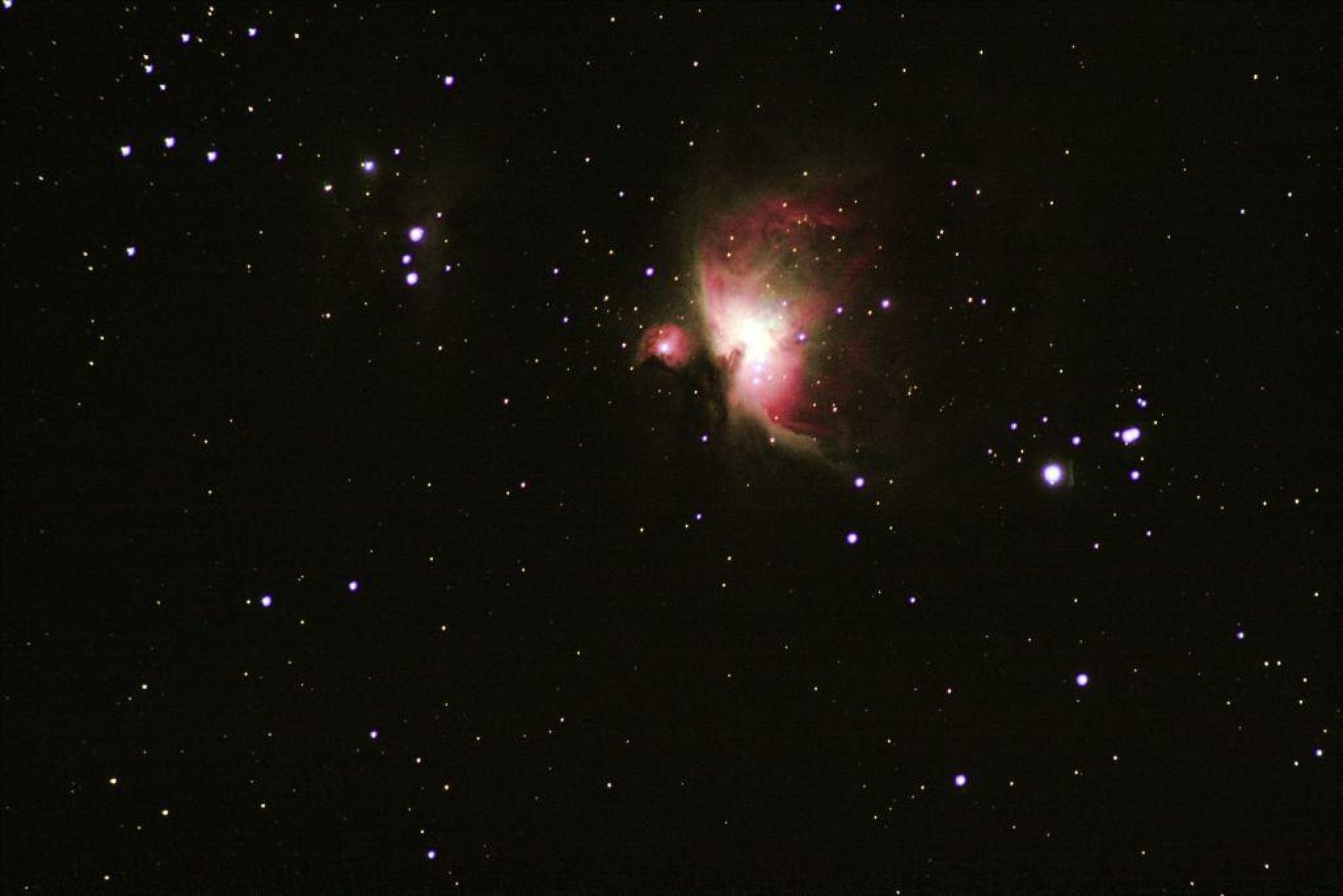 The Great Orion Nebula by JPott