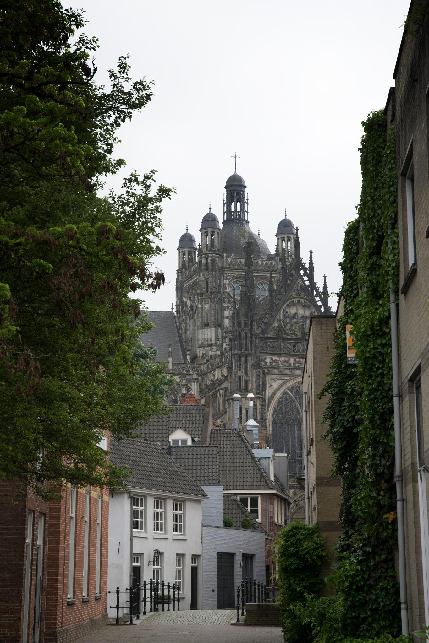 St Jan Church in Den Bosch by Walther Burg