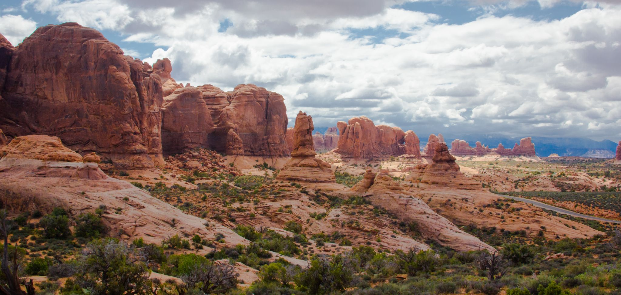 Utah Desert by rogeryounce
