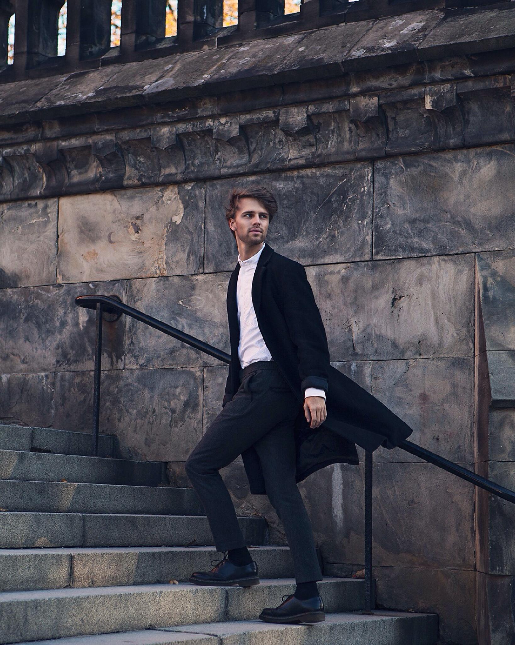Urban Gentleman by MarkusOskarssonPhotography