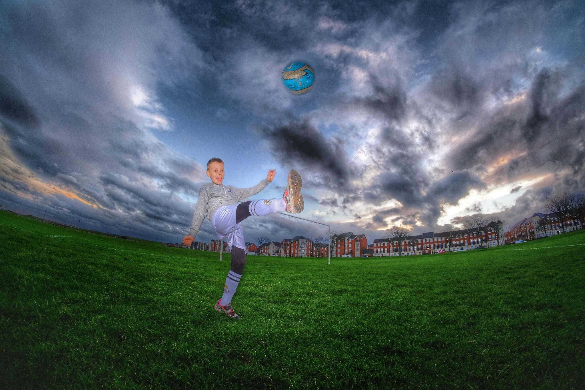 Football by Neil Fuller