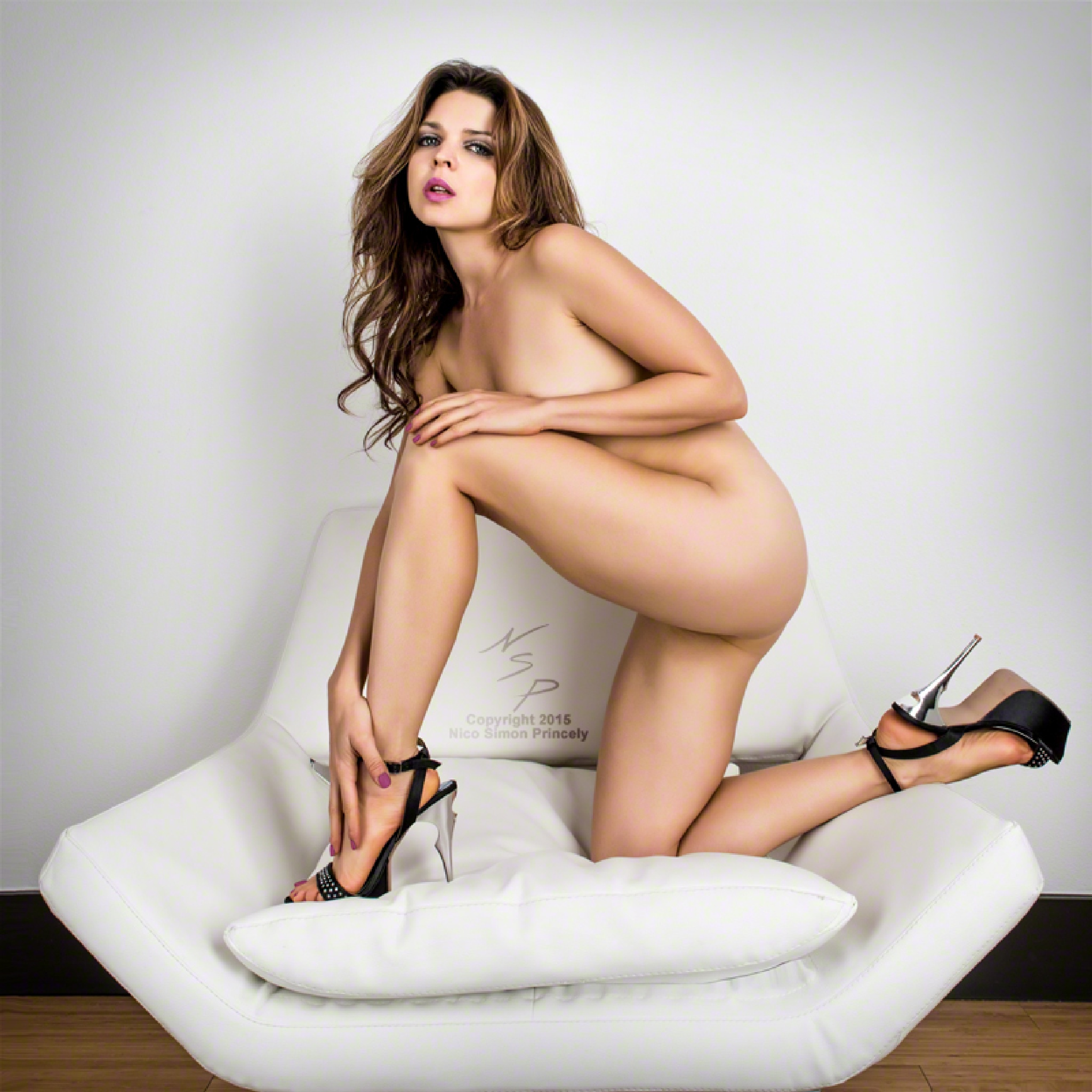 """""""On The Chair"""" - Kristy Jessica by Nico Simon Princely"""