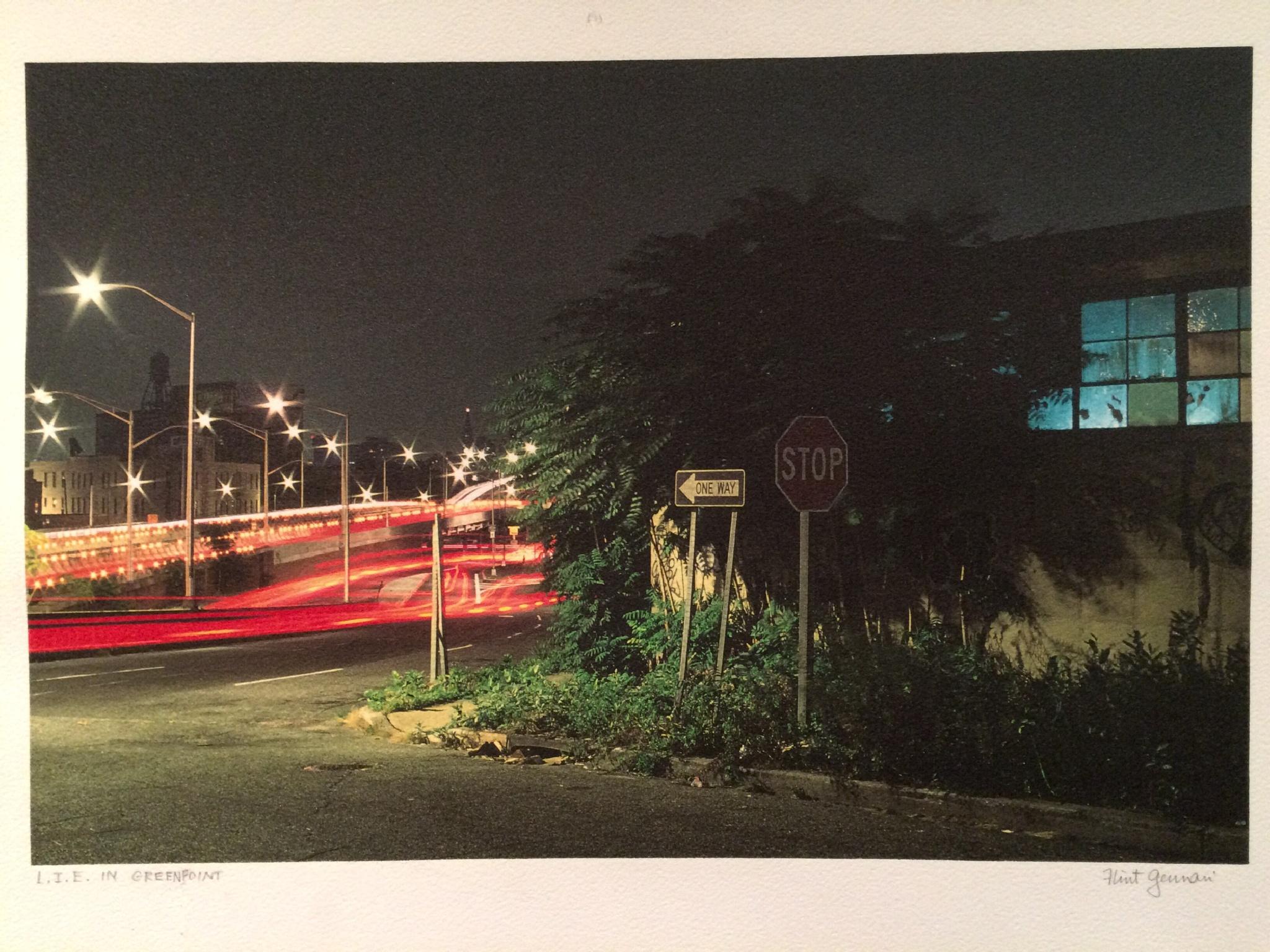 L.i.E. In Greenpoint by flintfotos