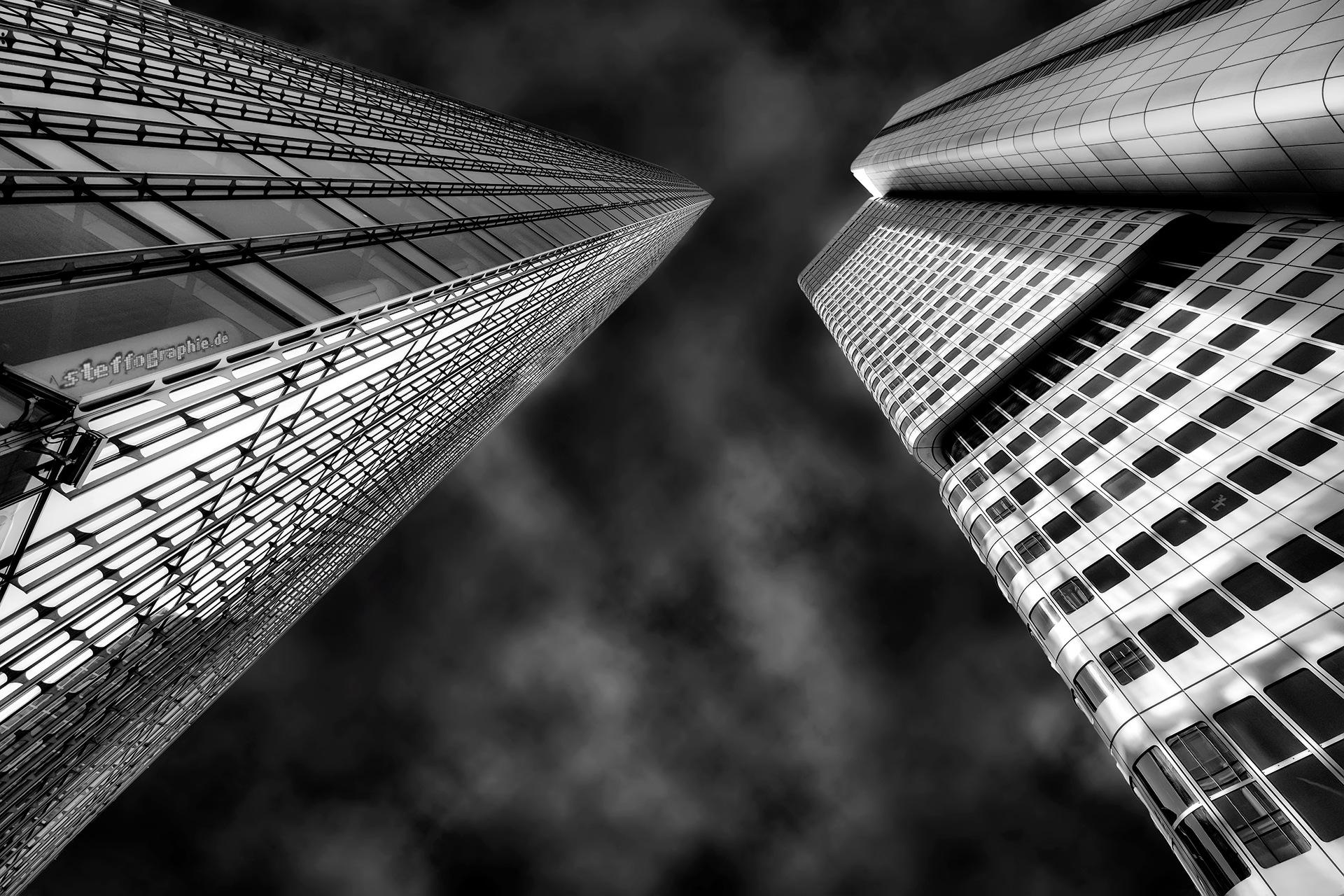 monochromscrapers  by steffographie