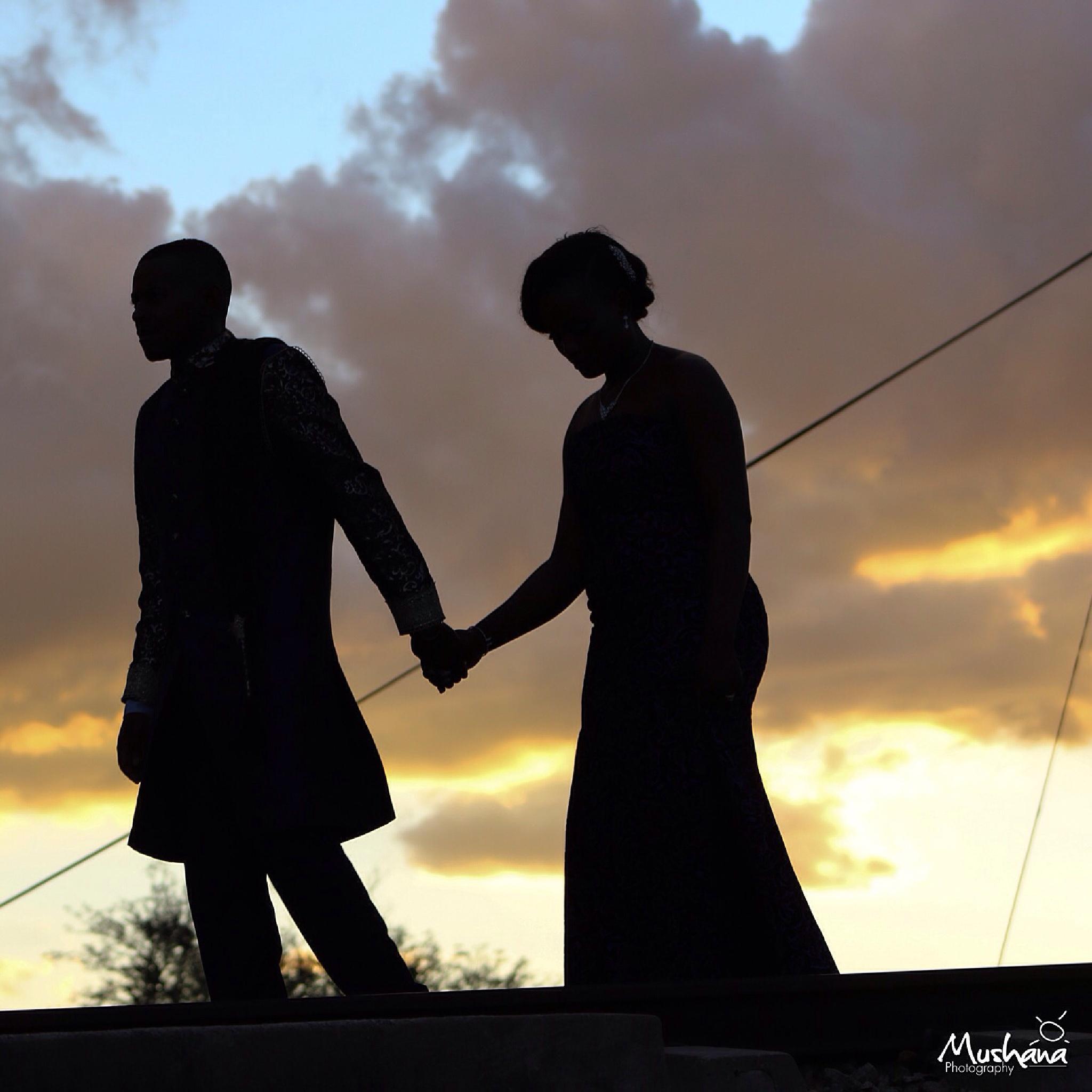 Wedding shot  by Vinnyzackie