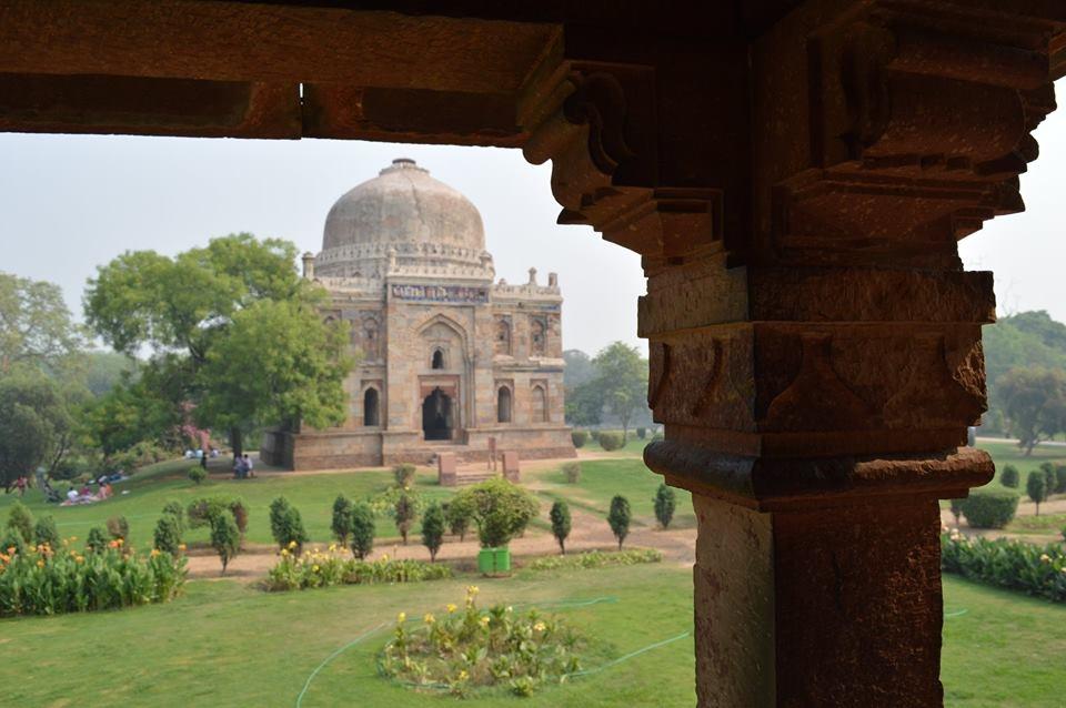 Lodhi Garden, Delhi, India by avikmukherjeewb
